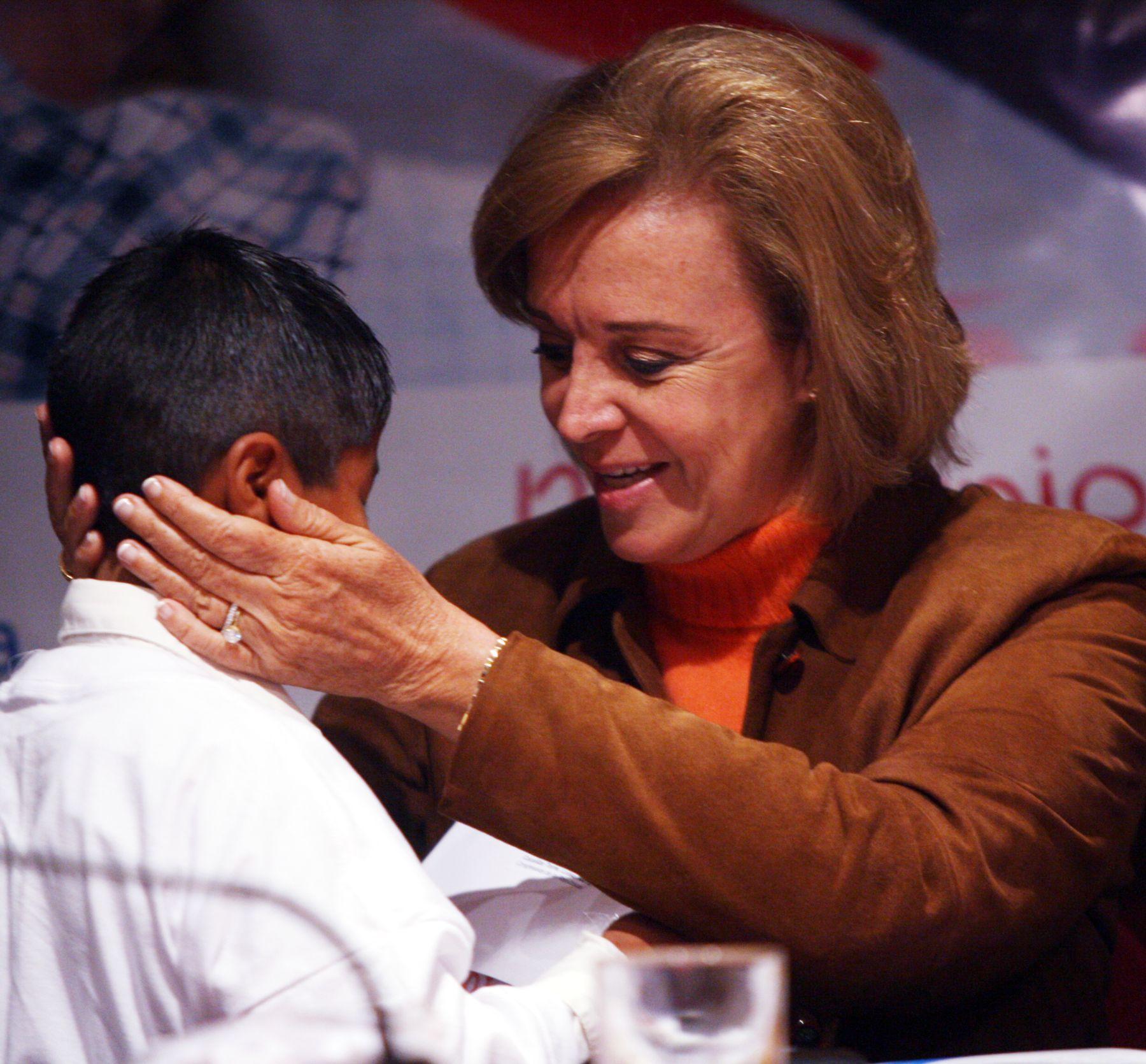 Congresista Luisa María Cuculiza. Foto: Andina/Archivo