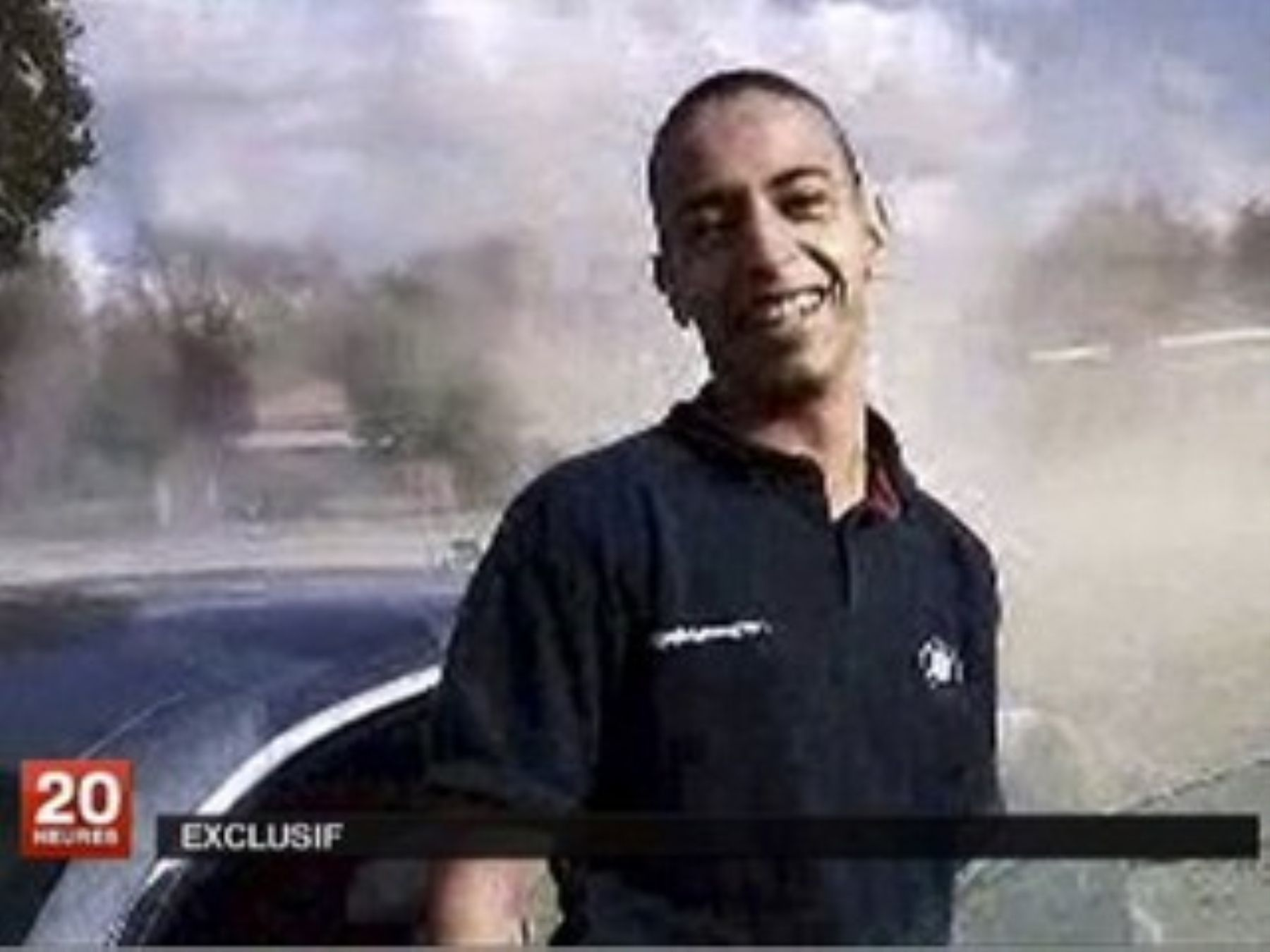 Policía francesa cercó a sospechoso de asesinar a siete personas. Foto: ANDINA/Internet.
