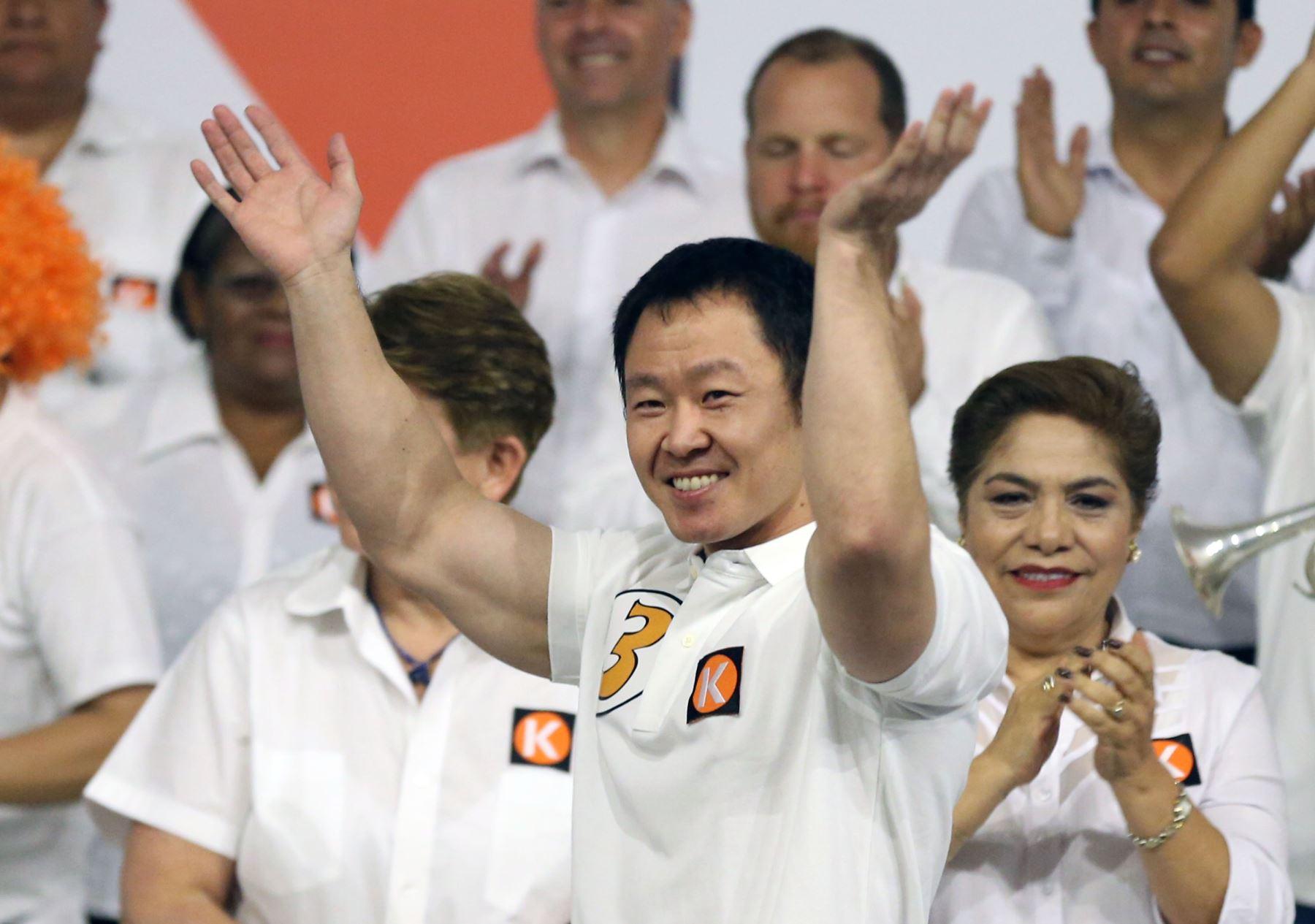 Kenji Fujimori renuncia a Fuerza Popular porque