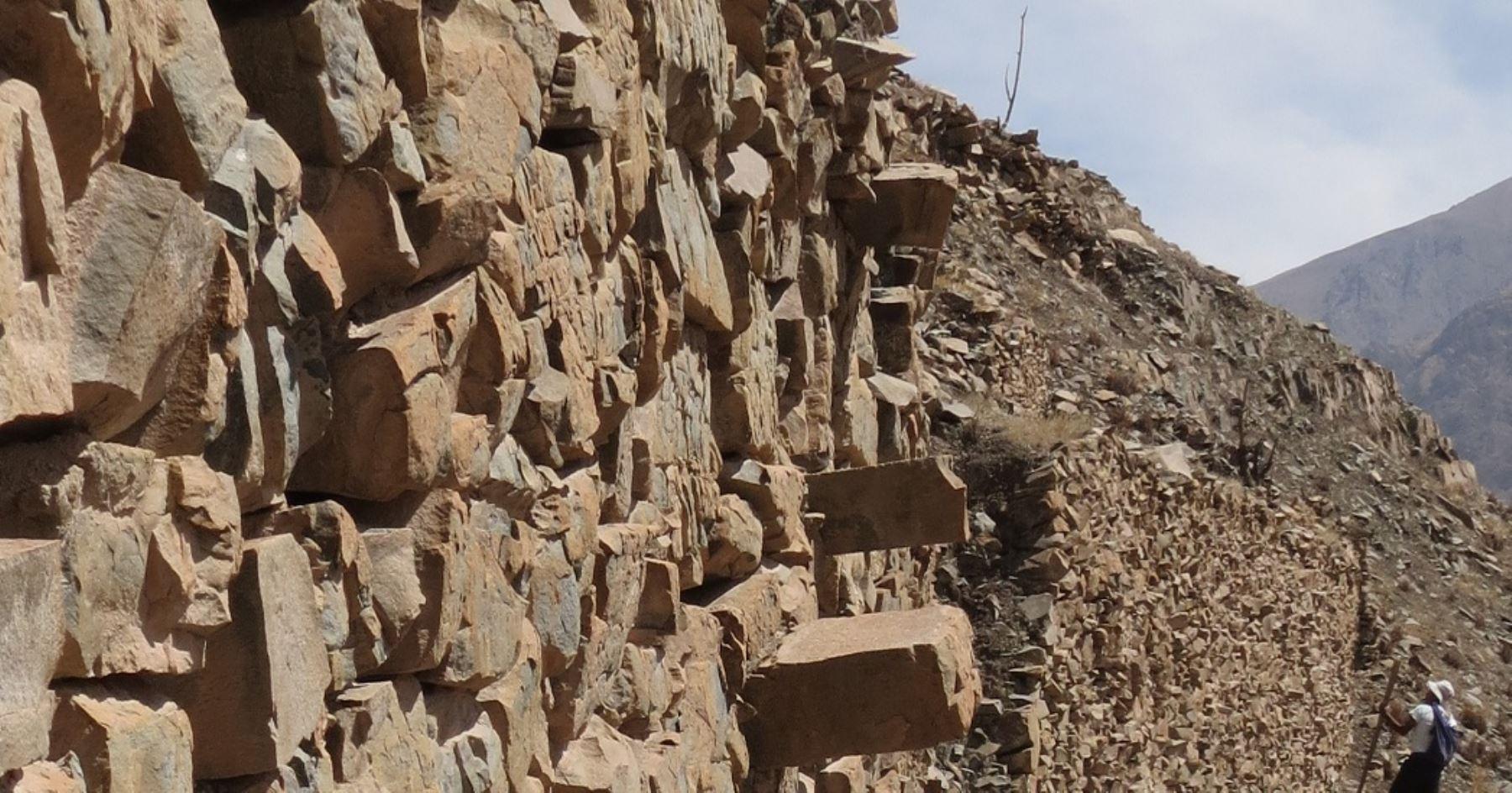Un total de 90 sitios arqueológicos fueron identificados en el distrito de Ayo, provincia de Castilla, durante una inspección de campo realizada en los dos últimos meses del año 2015 con el propósito de constatar el potencial cultural y turístico que existe en dicha localidad arequipeña.