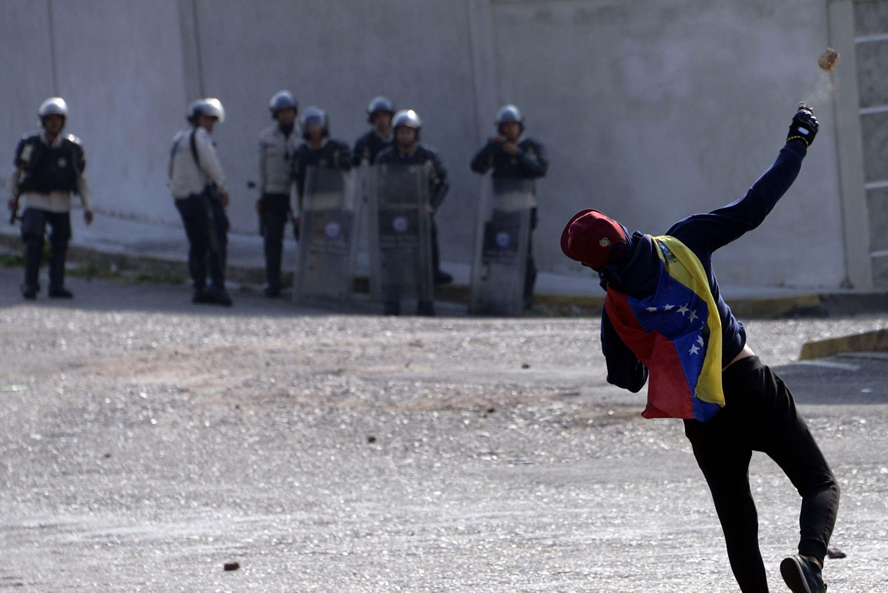 protestas venezuela muertos