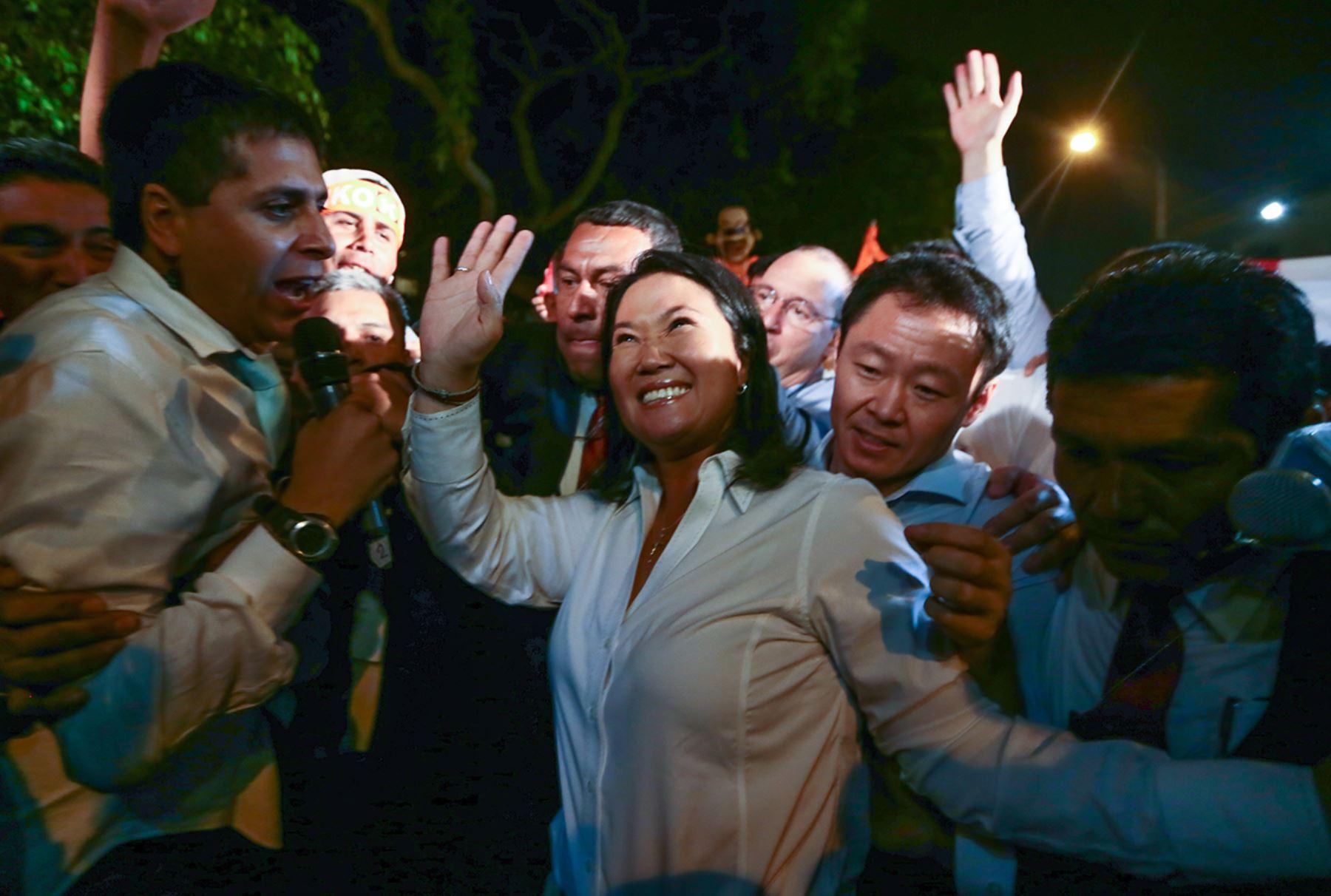 Las renuncias y la división entre los hermanos Fujimori [Galería — Fuerza Popular