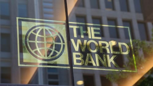 Banco Mundial. AFP