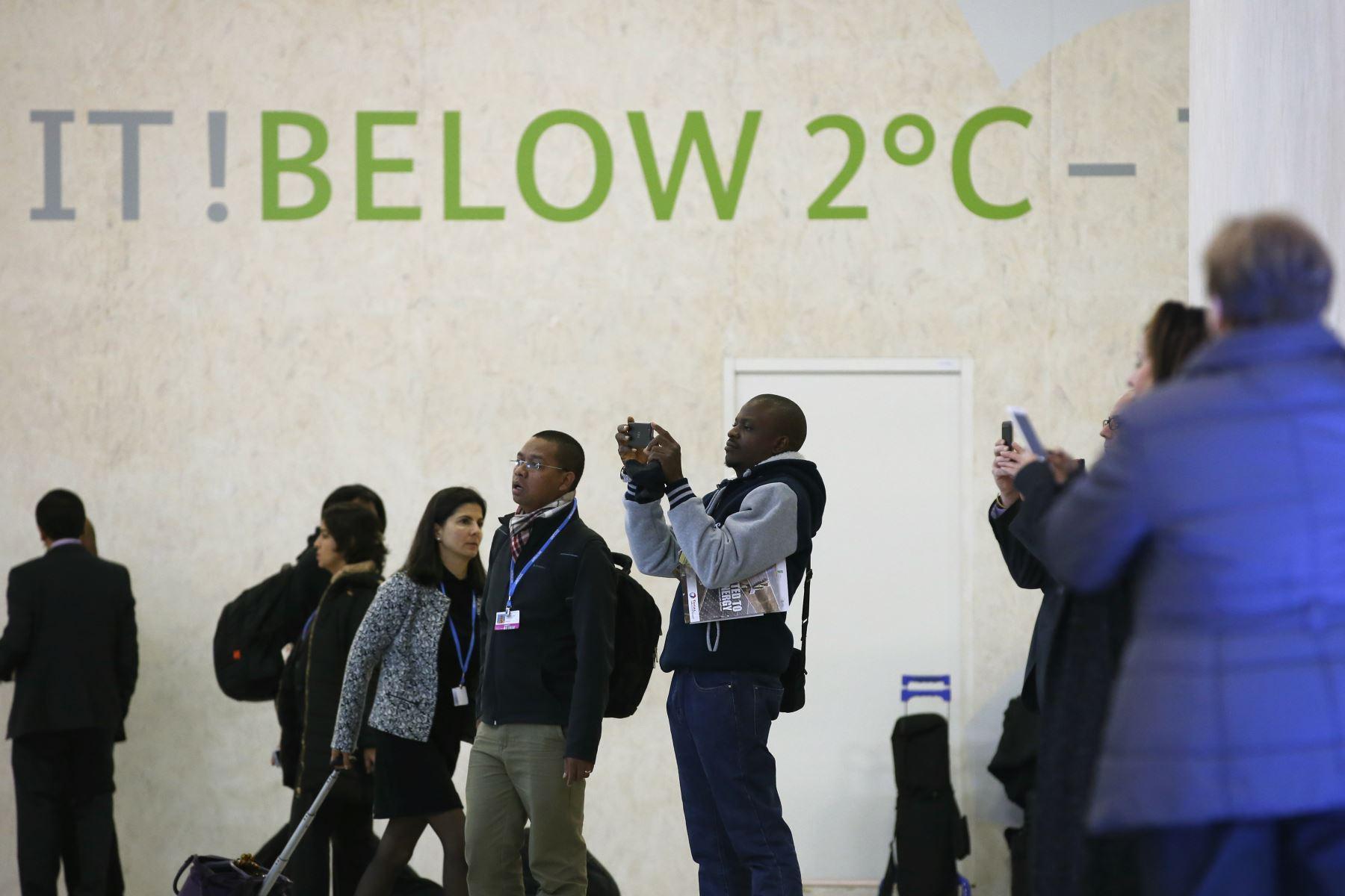 Cumbre climática de París, Cop21.