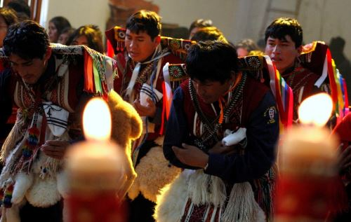La impresionante celebración del Señor de Qoyllur Riti en el Cusco