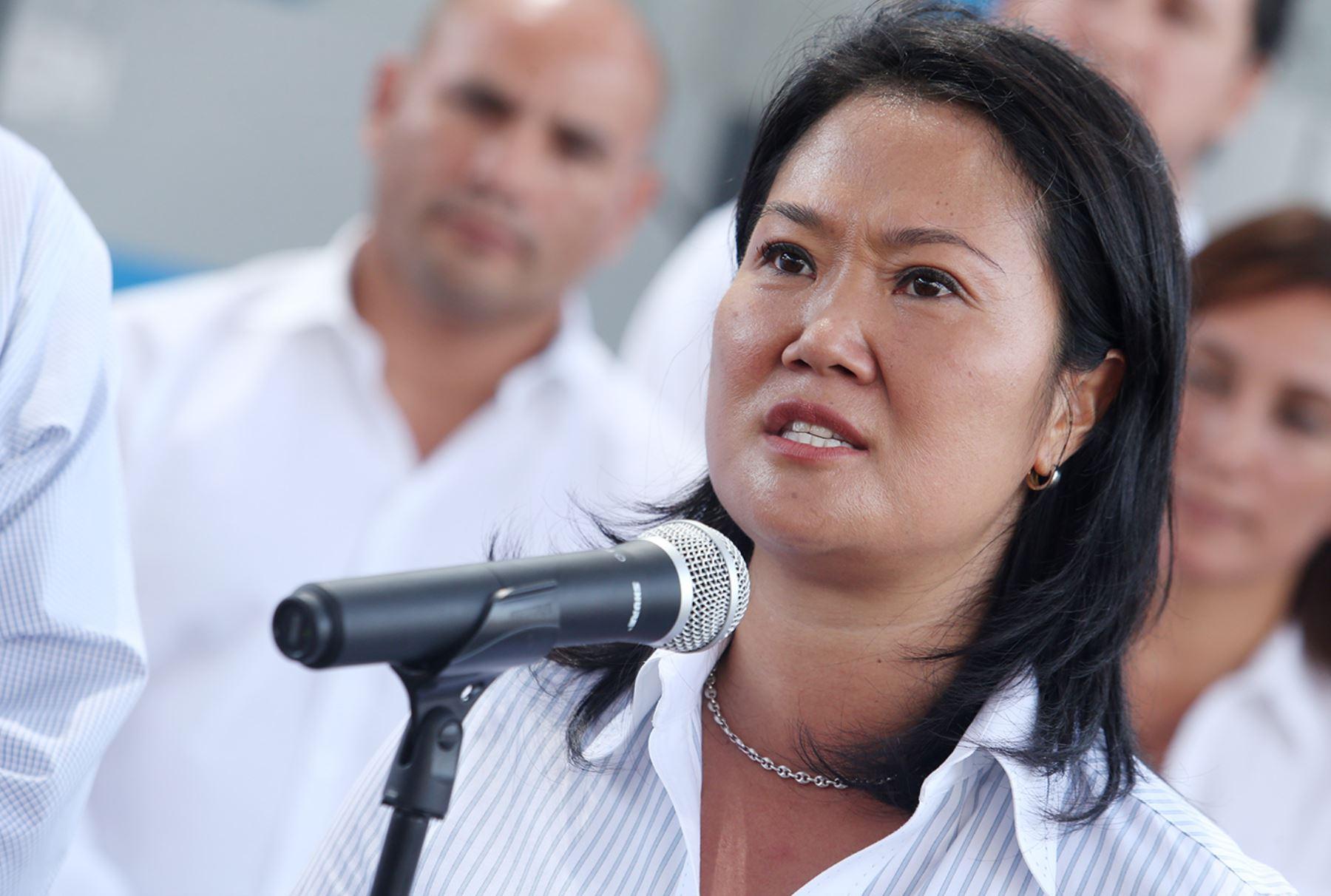 03:45Justicia peruana ordena excarcelación de ex número 2 de Sendero Luminoso