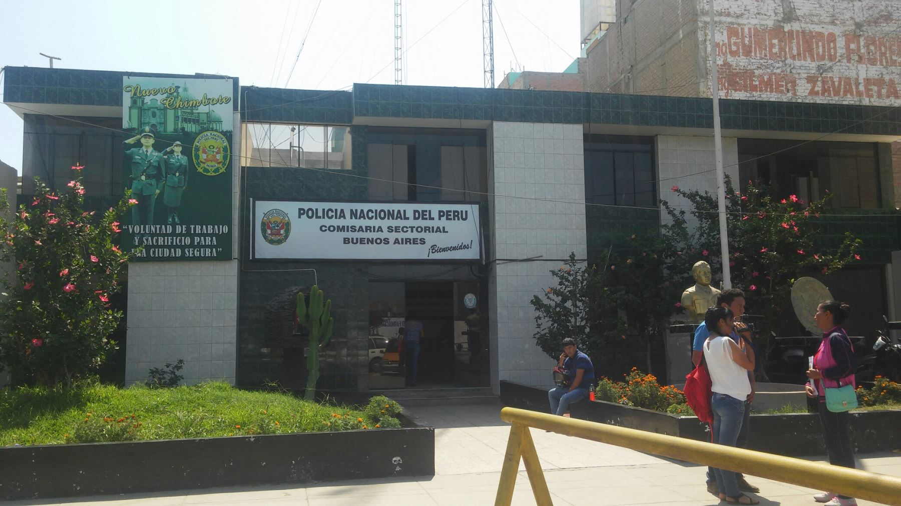 Ministerio del interior expresa profundo rechazo por for Ministerio del interior comisarias