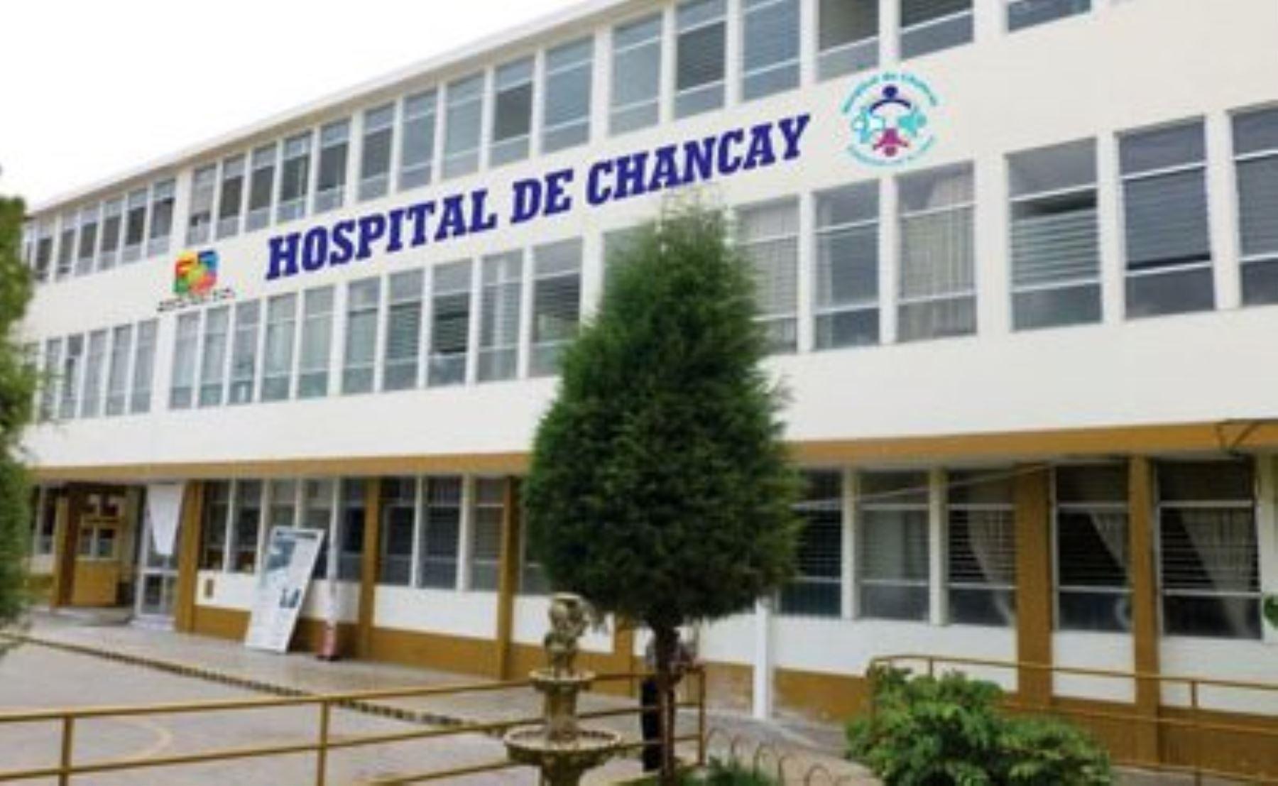 Hospital de Chancay, donde han sido llevados los fallecidos para el reconocimiento de sus familiares. Foto: Internet/Medios.