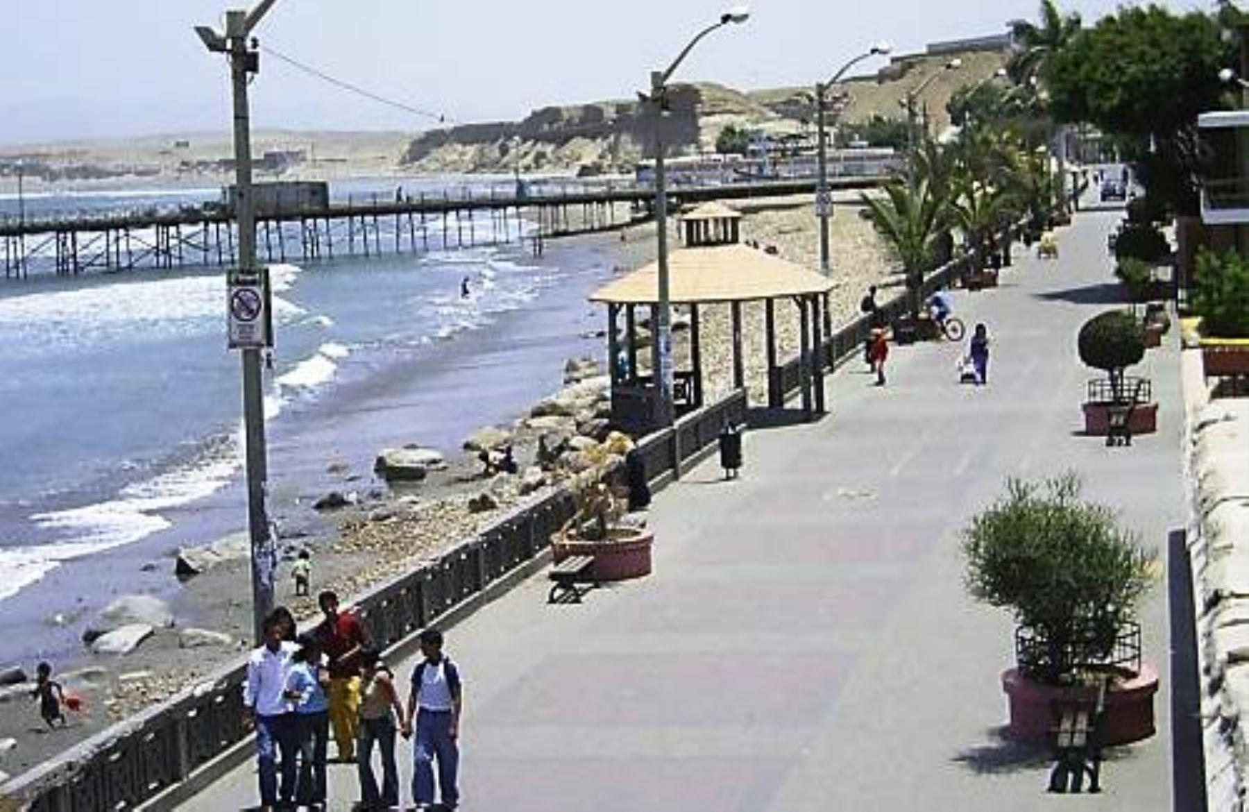 Mincetur ejecutó diversas obras de mejoramiento e interés turístico en Pacasmayo, La Libertad. ANDINA