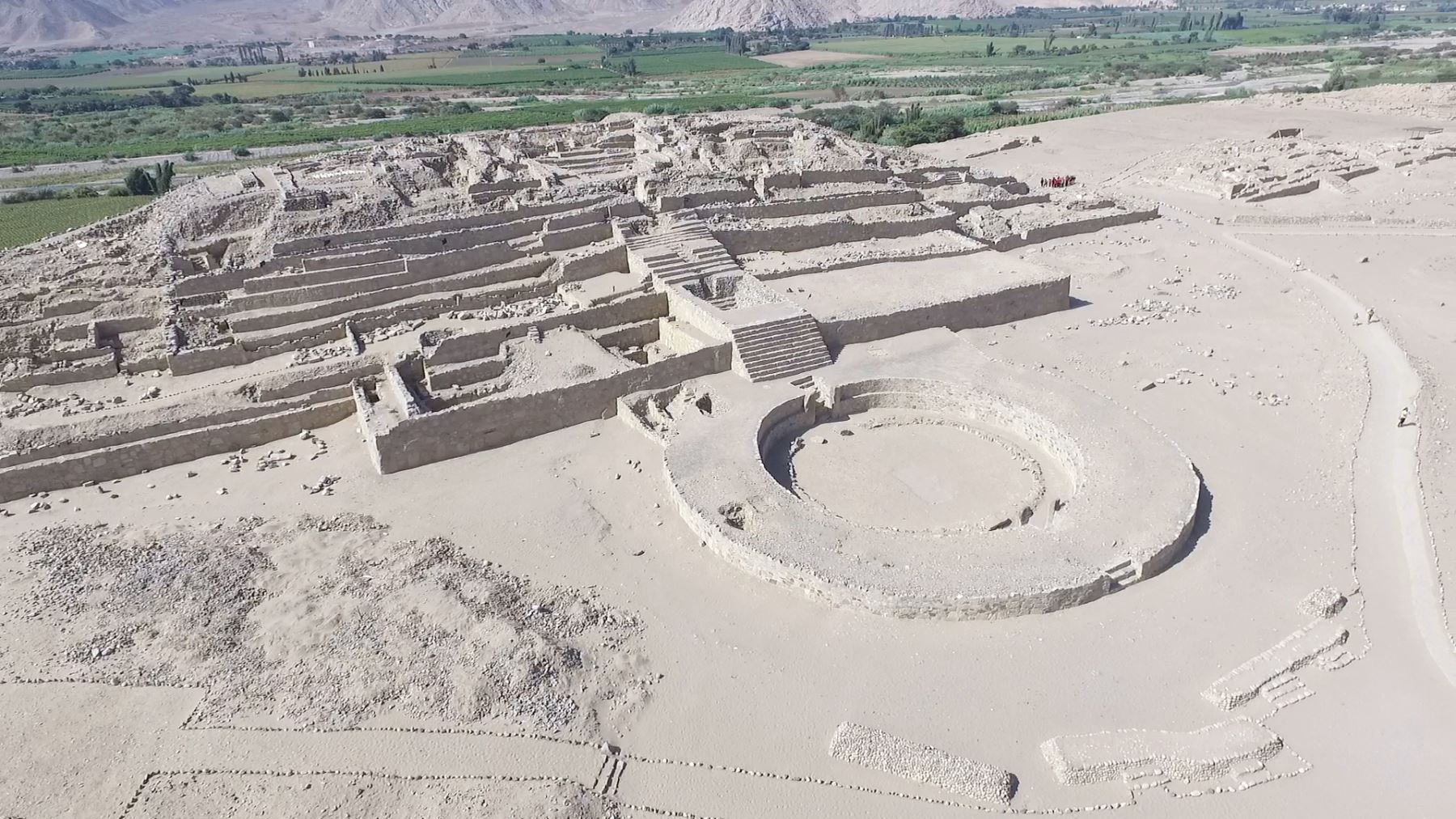 Caral.