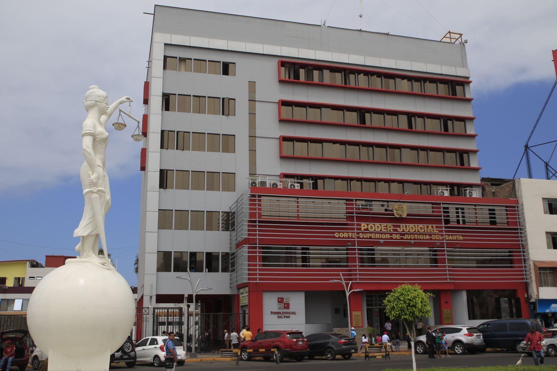 Corte Superior del Santa dictó 24 cadenas perpetuas por violación a menores. ANDINA/Difusión