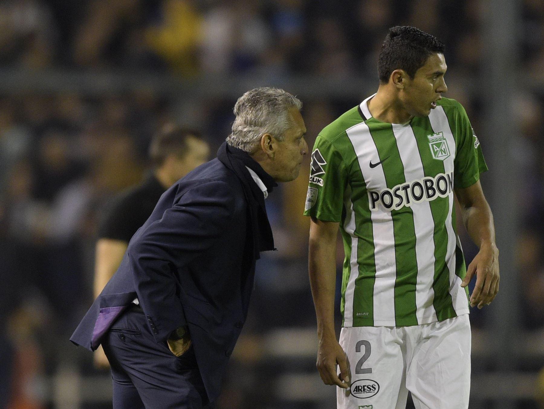 Reinaldo Rueda. Foto: AFP