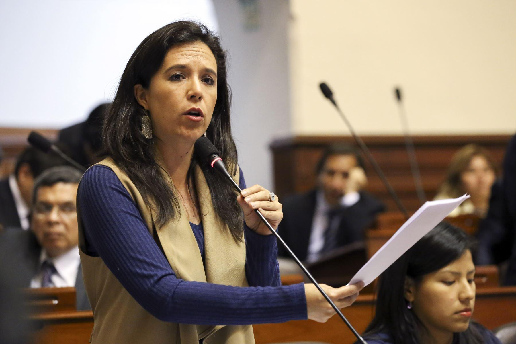 Susana Villarán: Arana pide a Fiscalía investigar con eficiencia y celeridad