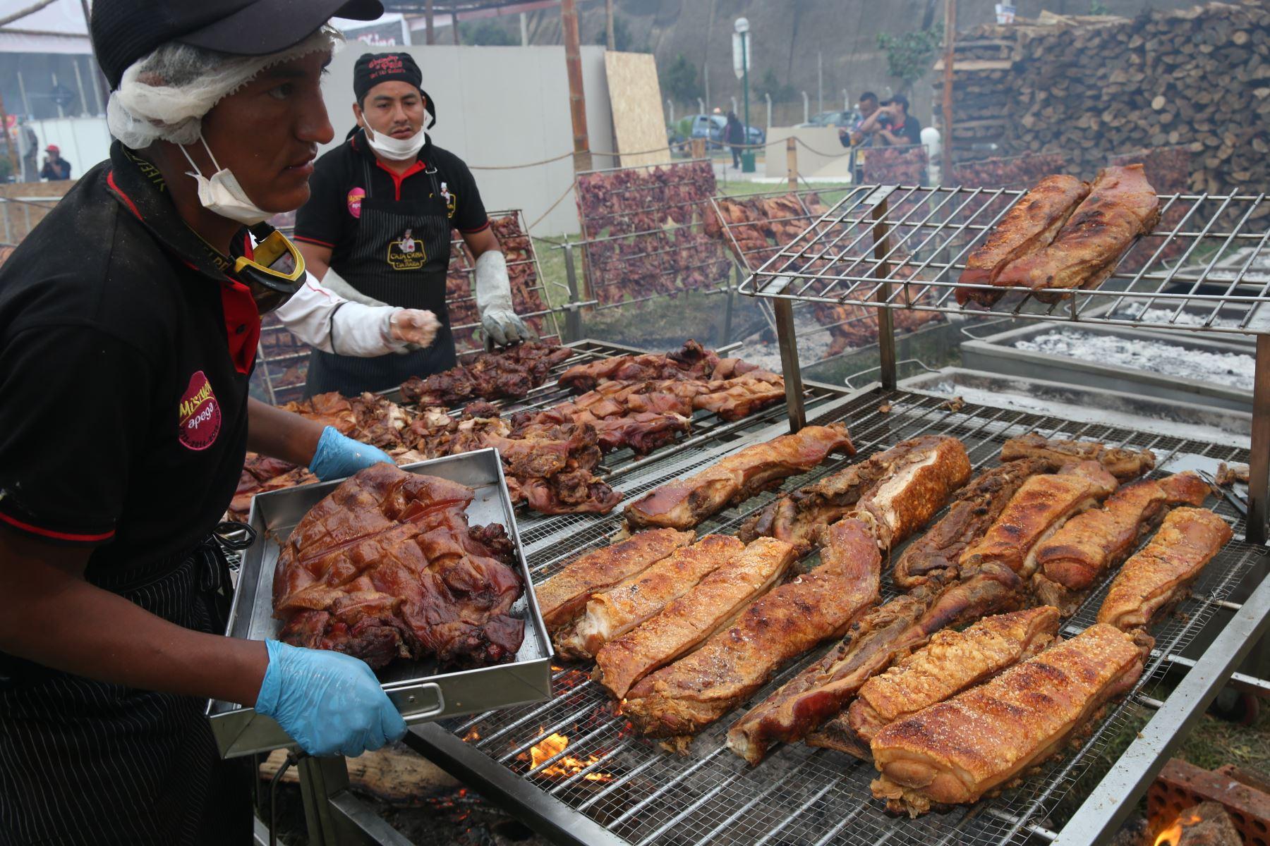 LIMA,PERÚ-SETIEMBRE 02.Feria gastronómica  Mistura 2016.Foto: ANDINA/Oscar Farje Gomero.