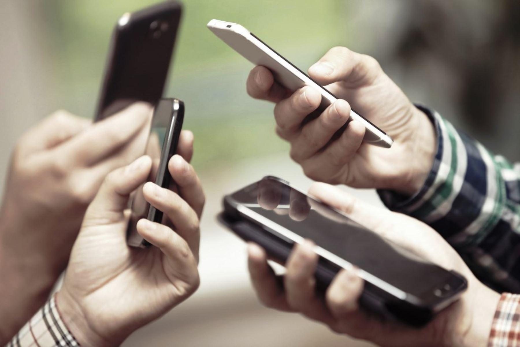 Internet ilimitado en debate. ANDINA/Difusión