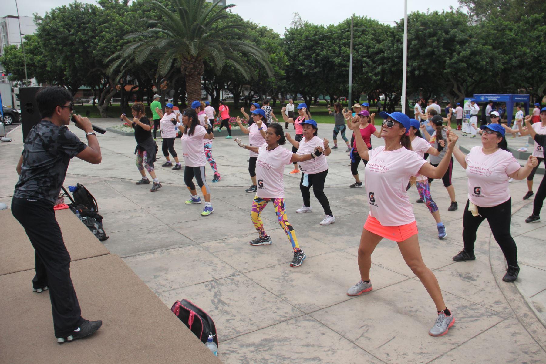 MasterClass de baile contra el cáncer