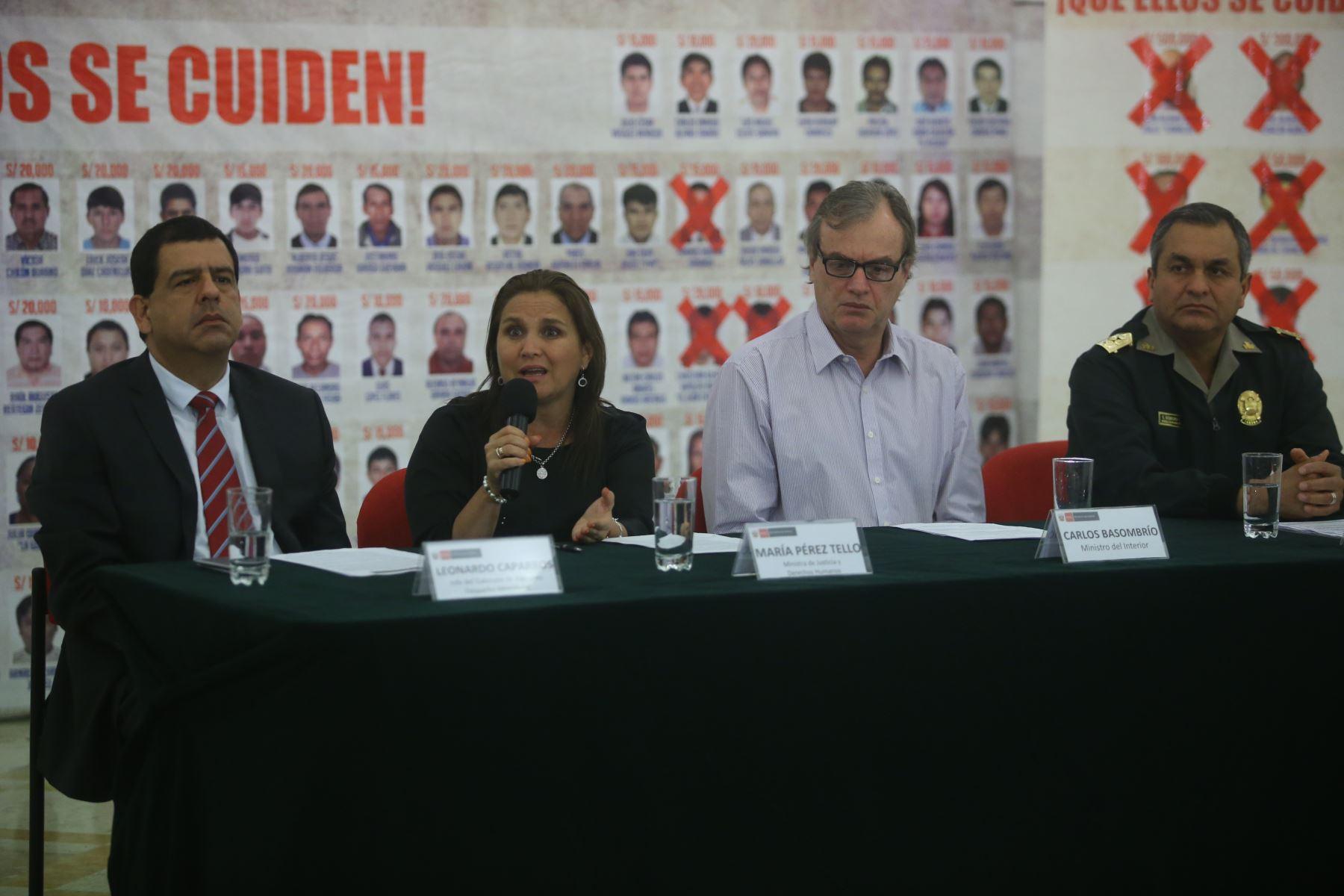 Lima per octubre 28 el ministro del interior carlos for Nombre del ministro de interior y justicia 2016