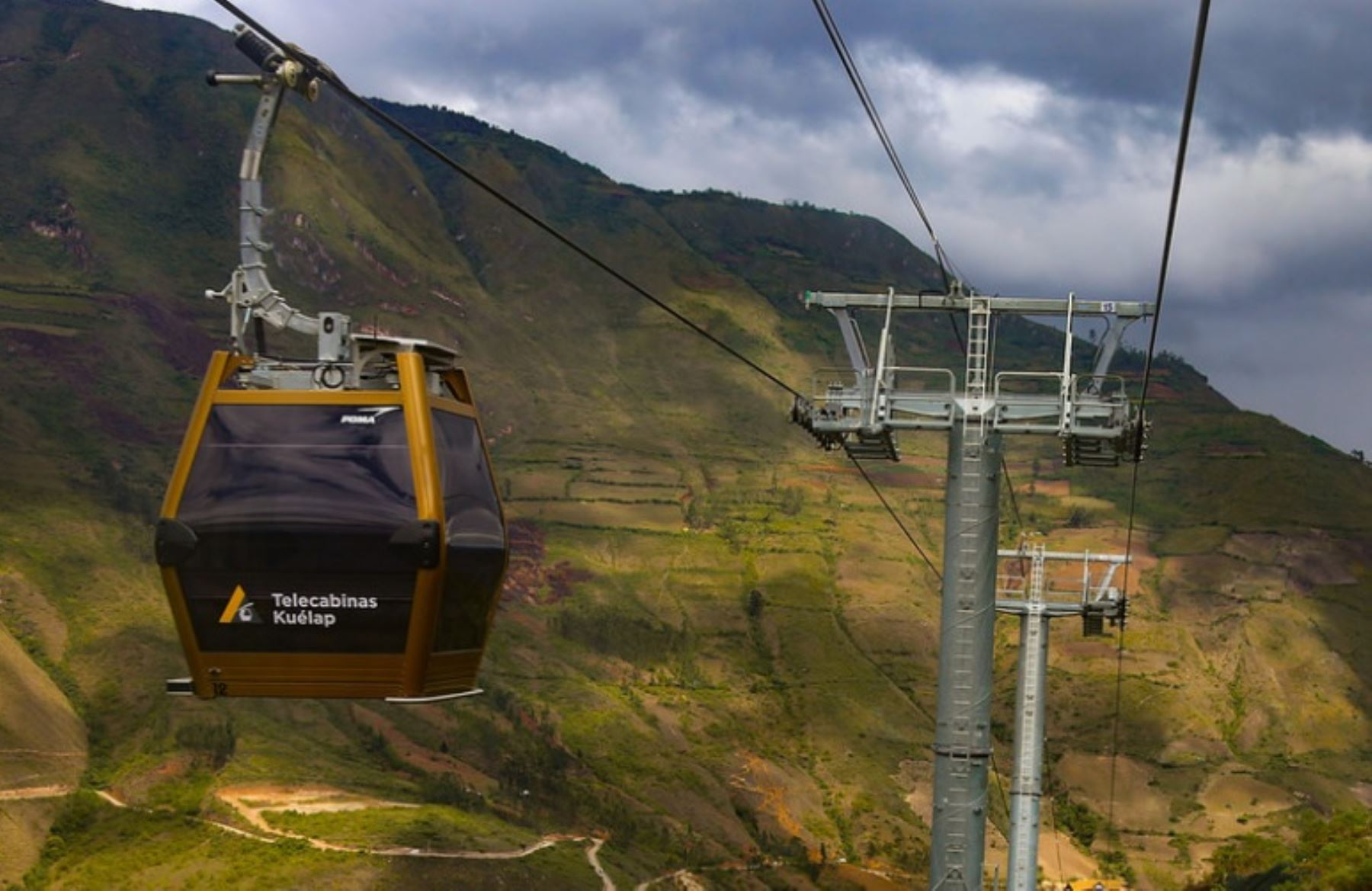 Kuelap Cable Car Cost