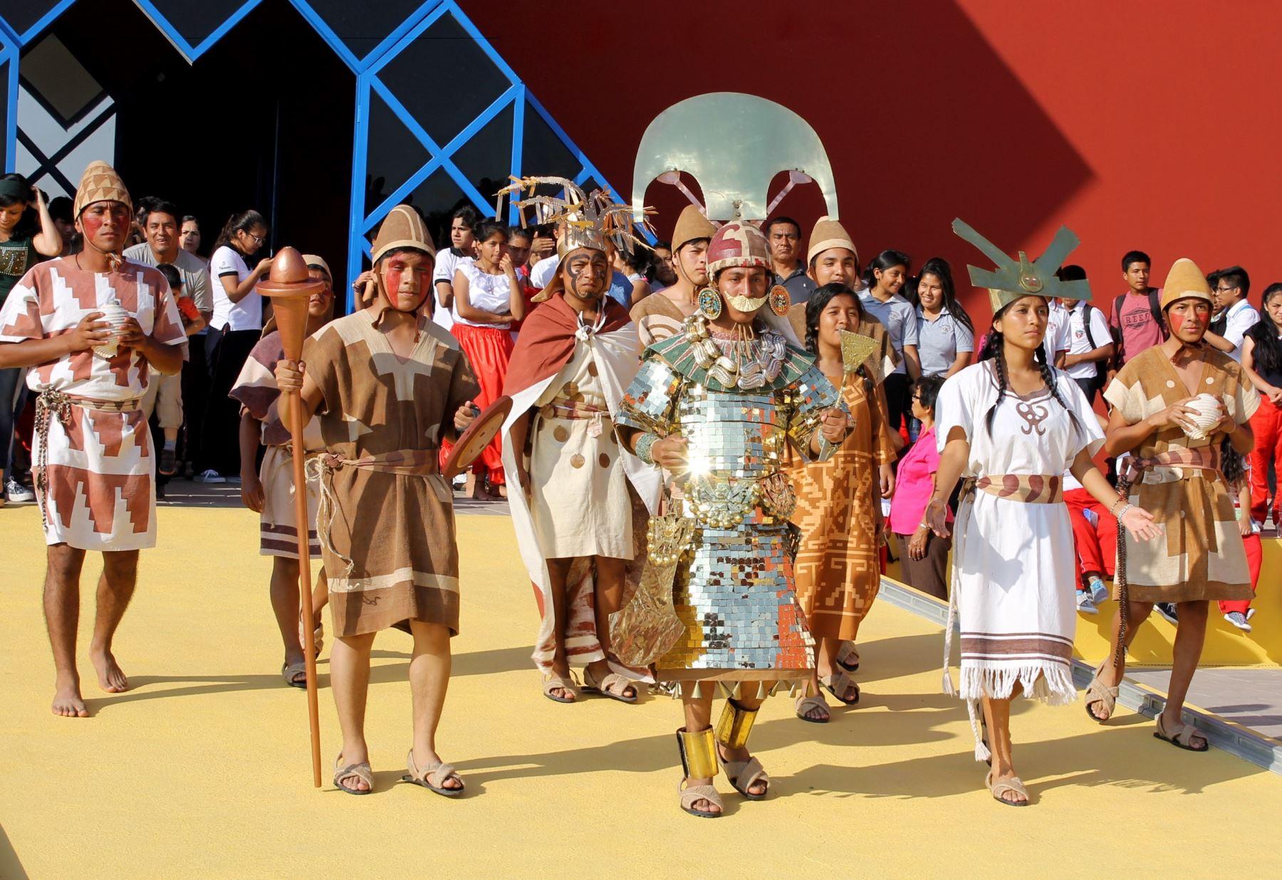 El Museo Tumbas Reales de Sipan, en Lambayeque, es uno de los más visitados del país. ANDINA