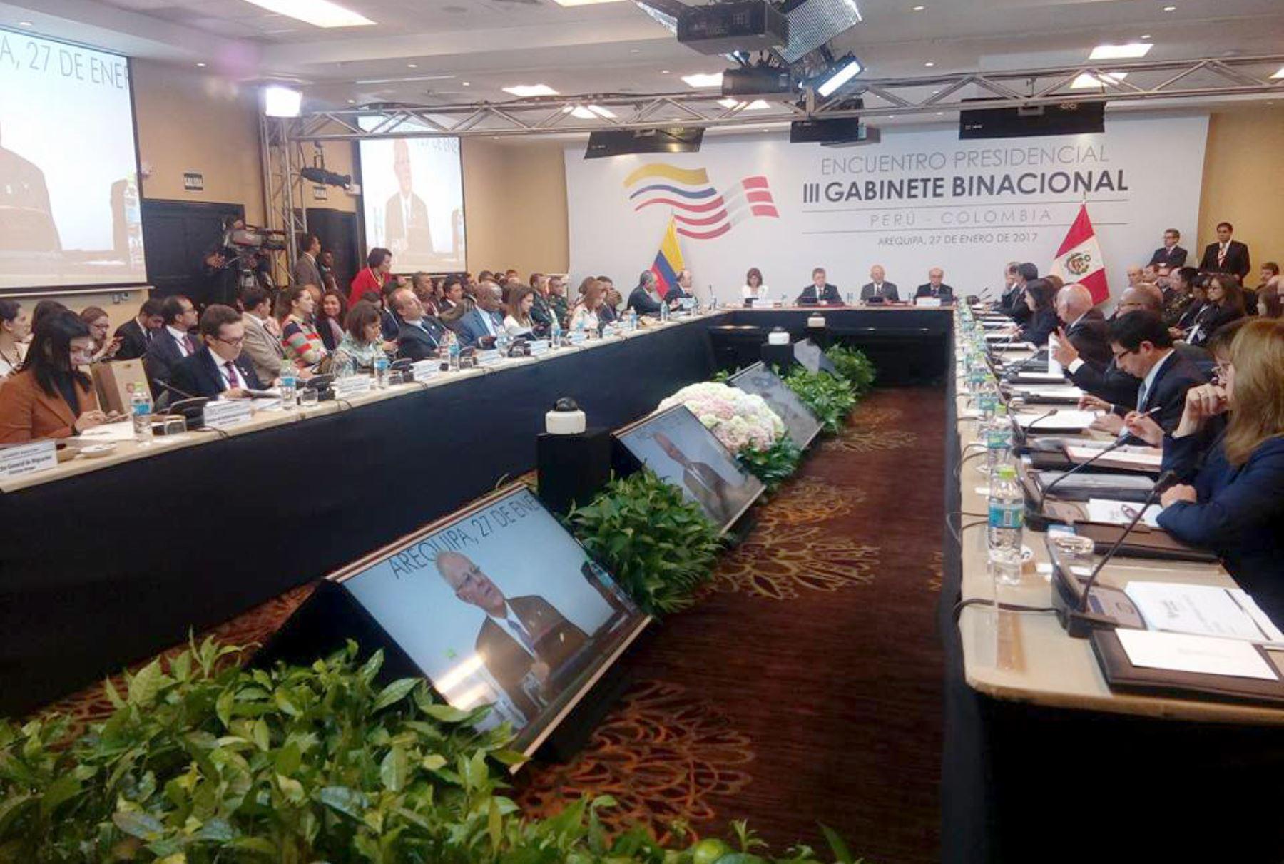 Perú y Colombia suscribirán compromisos y 12 acuerdos