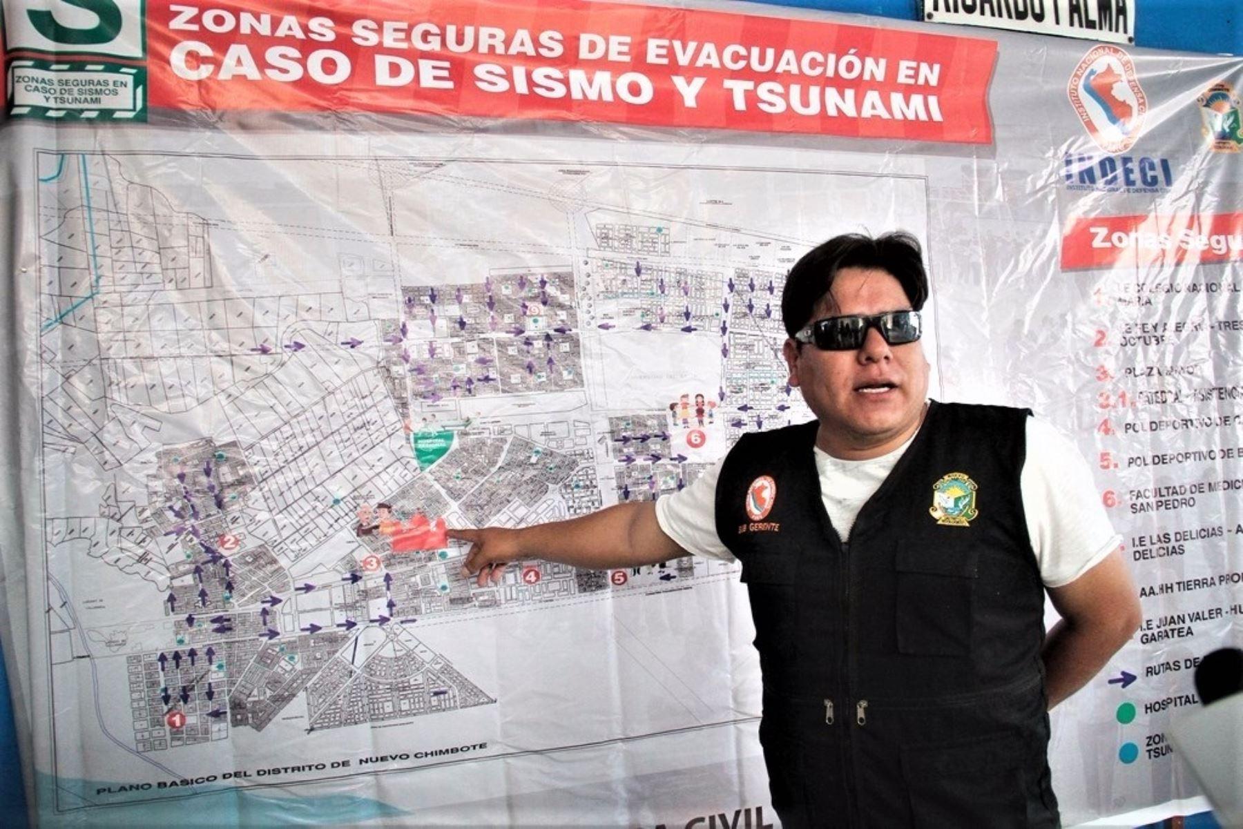 Se considera terremoto a un movimiento telúrico de 7.5 grados a más en la escala de Richter.