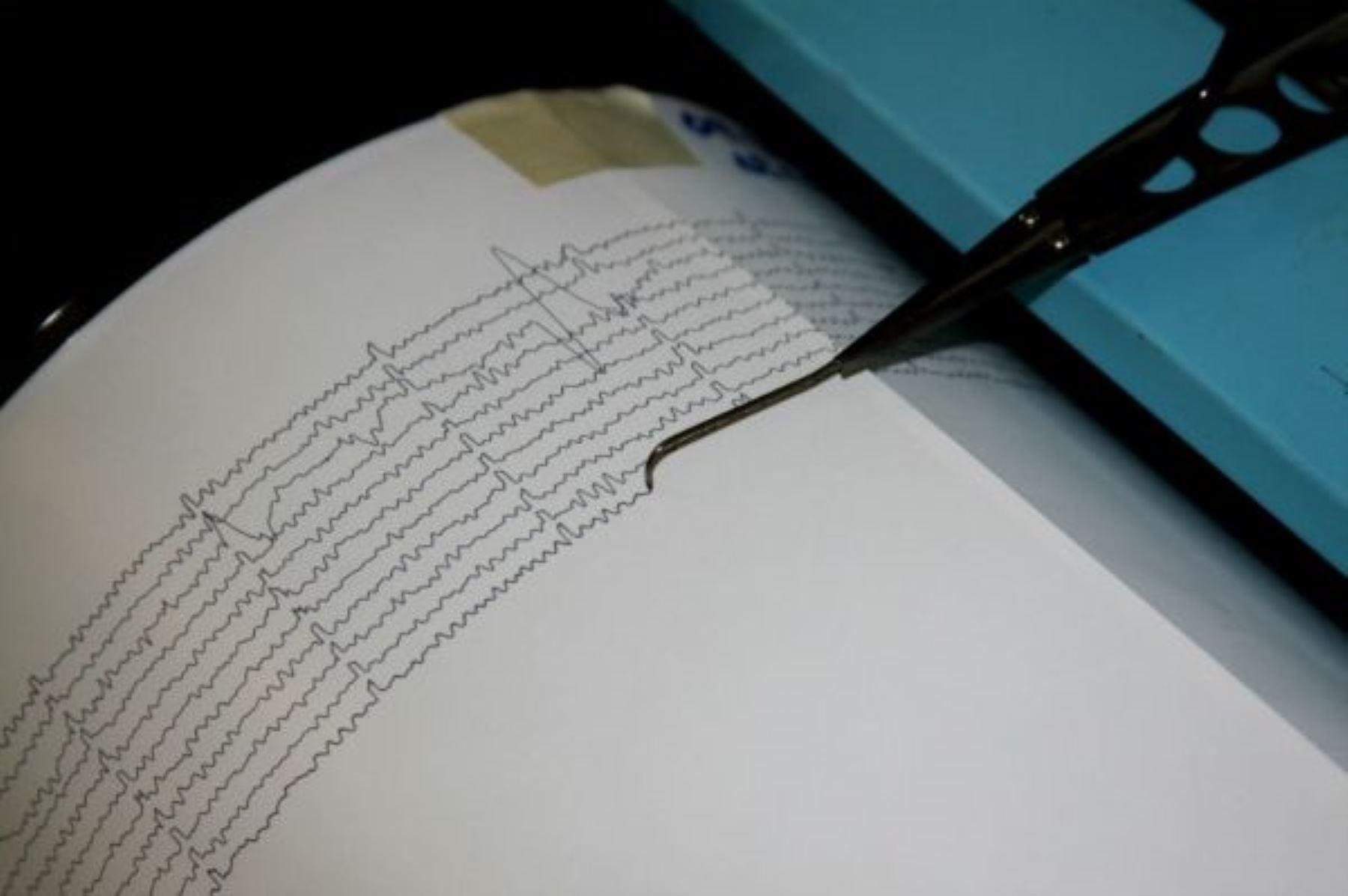 Fuerte sismo en Colombia. Internet/Medios