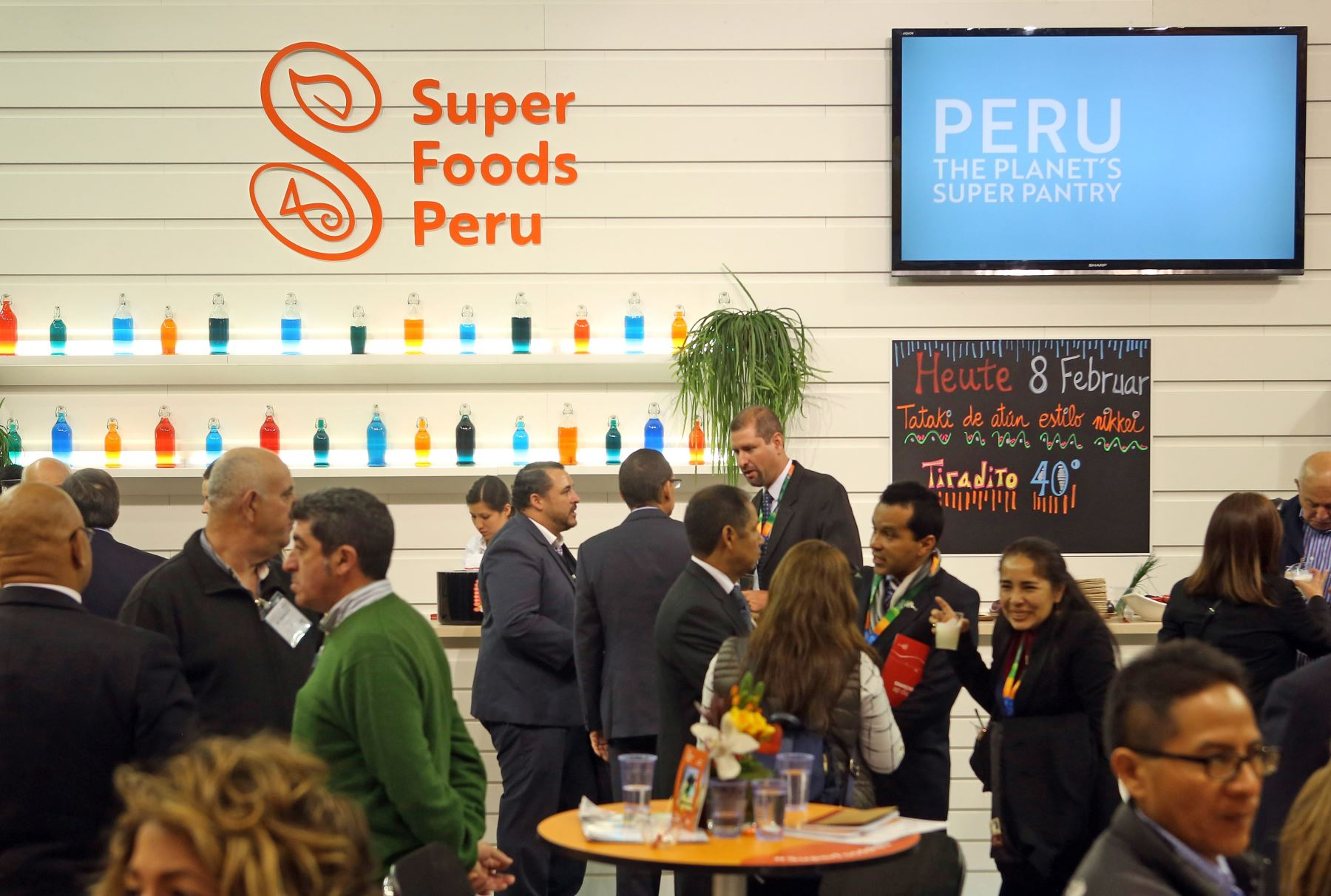 Super foods peru brand to launch at seafood expo global for Comercio exterior