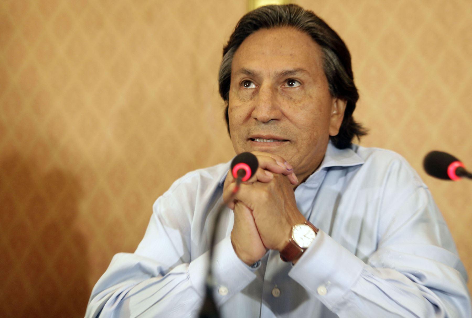 Alejandro Toledo: Fiscalía presentó requerimiento de extradición