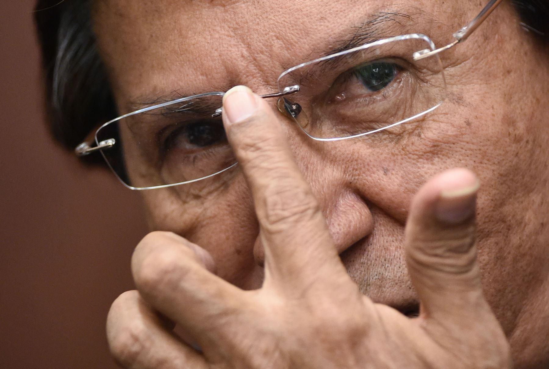 Alejandro Toledo, expresidente de la República, enfrenta la posibilidad de ser extraditado y encarcelado por presuntamente haber recibido sobornos por US$ 20 millones  de la constructora Odebrecht.Foto: AFP