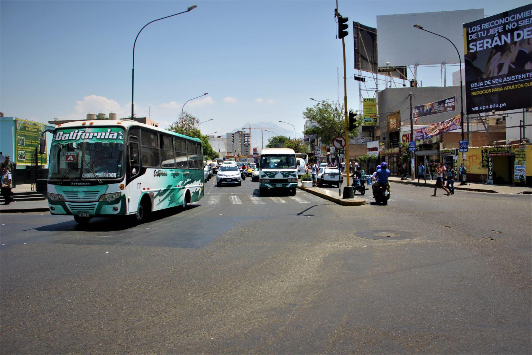 De esta manera se logra el respaldo del MTC respecto a la política municipal de ordenar el transporte público y promover la modernización de este sector.