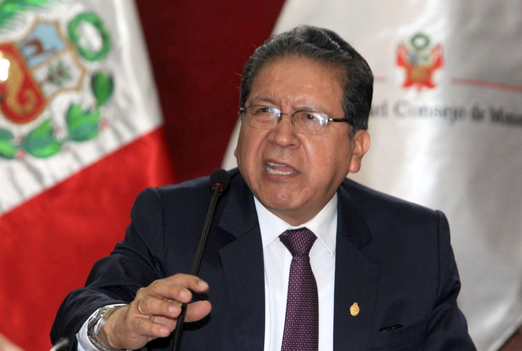 Congreso investigará durante 15 días al fiscal Pablo Sánchez
