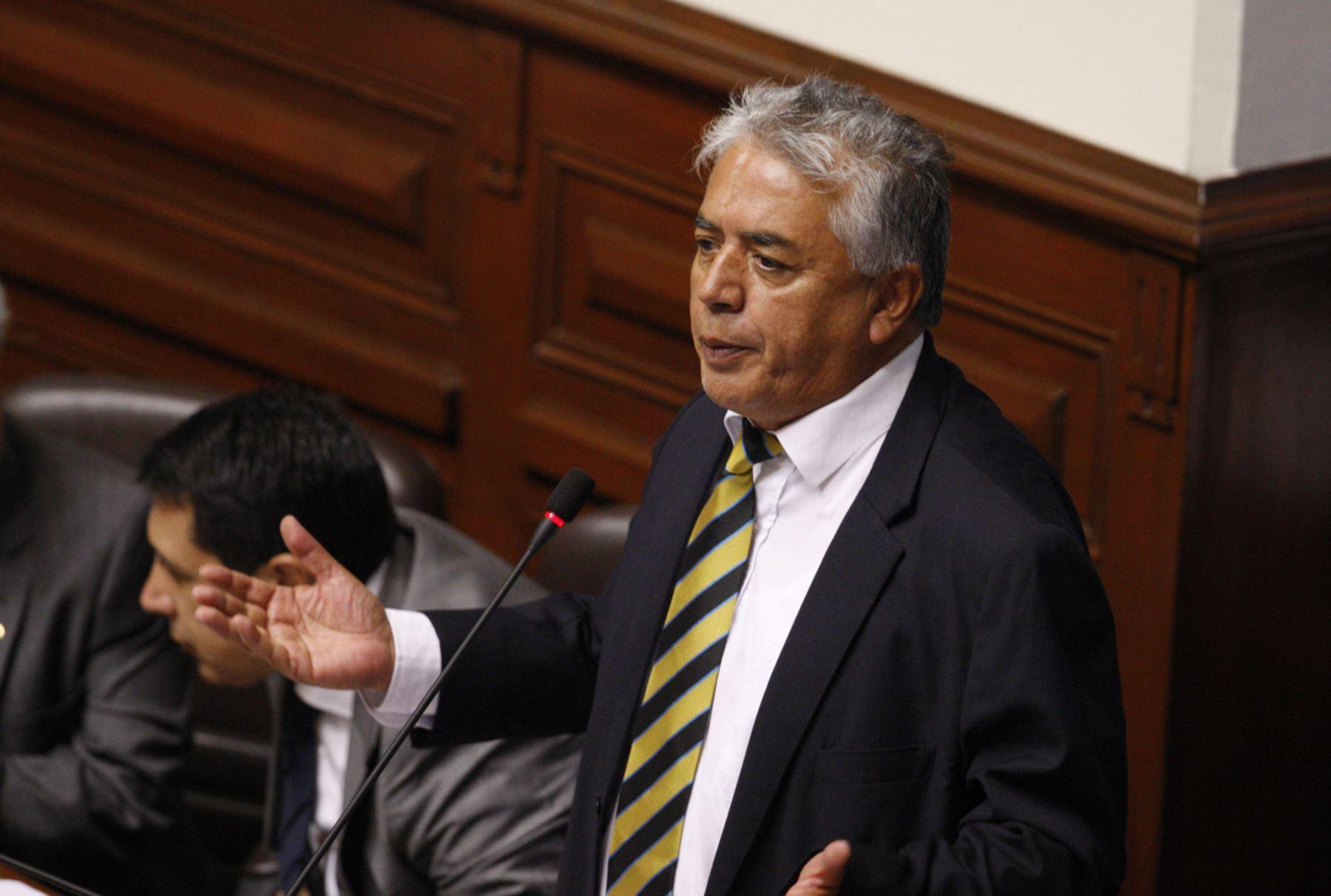 APP tomará decisión sobre la vacancia presidencial en el