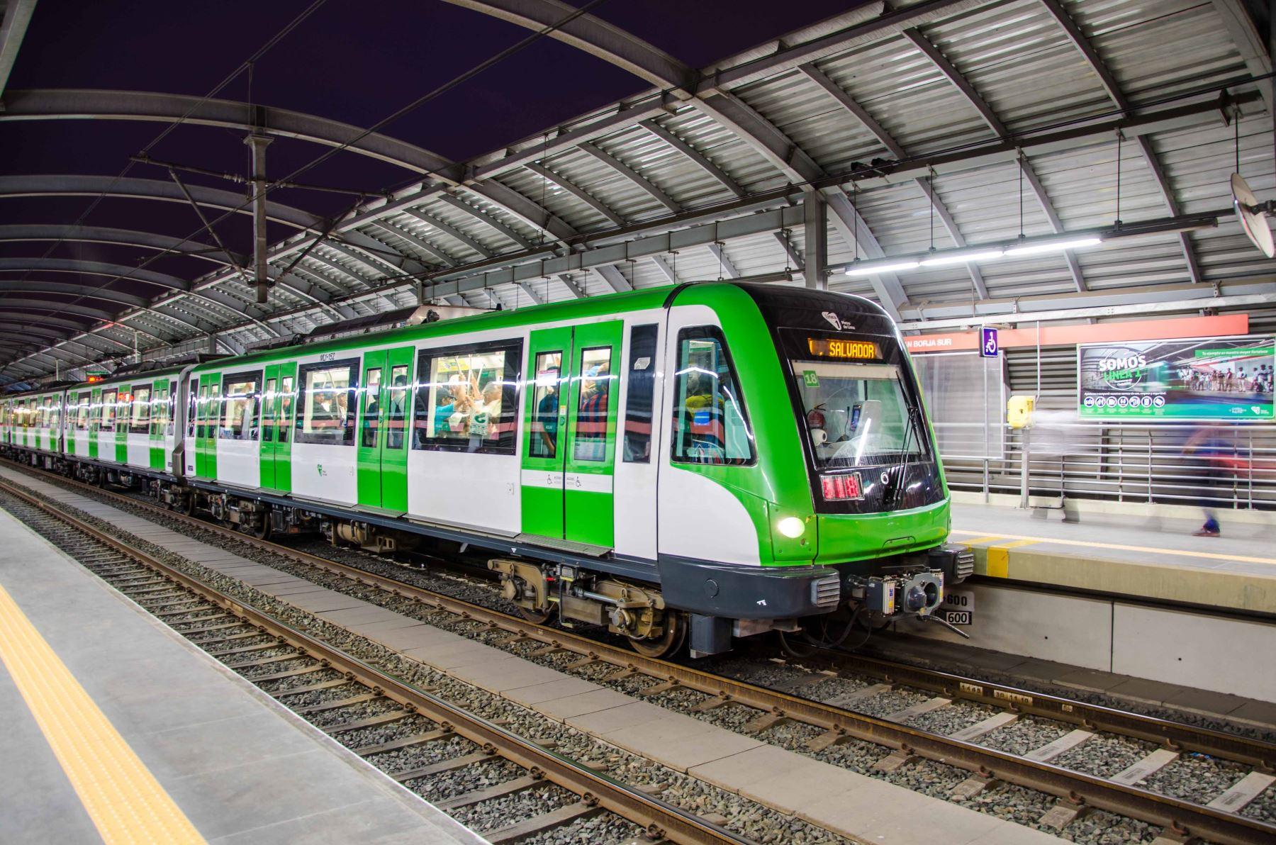 Metro de Lima y Callao.