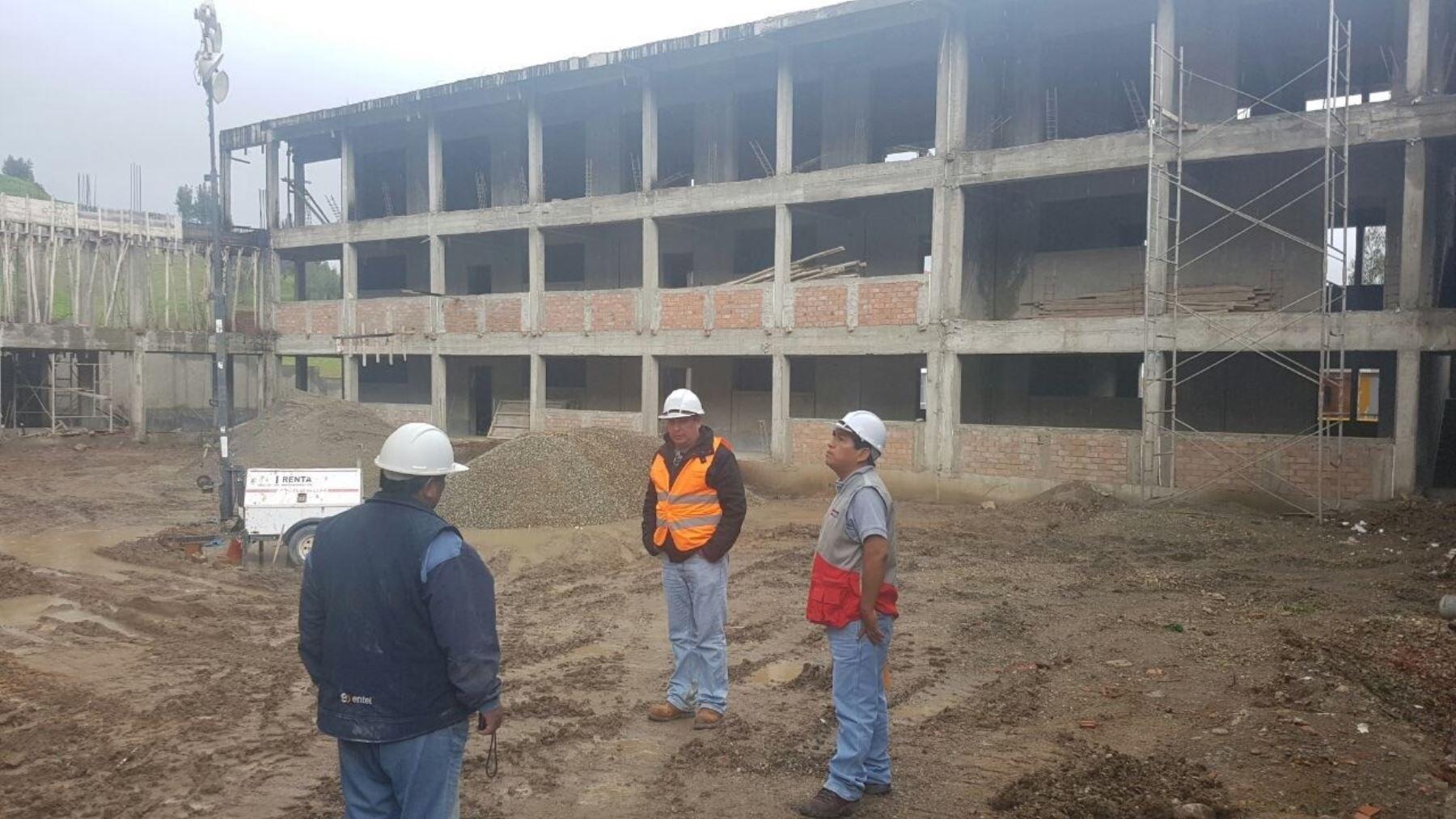 Ministerio de Educación invertirá casi S/ 1,200 millones en reconstrucción de 477 colegios de Piura. ANDINA/Difusión