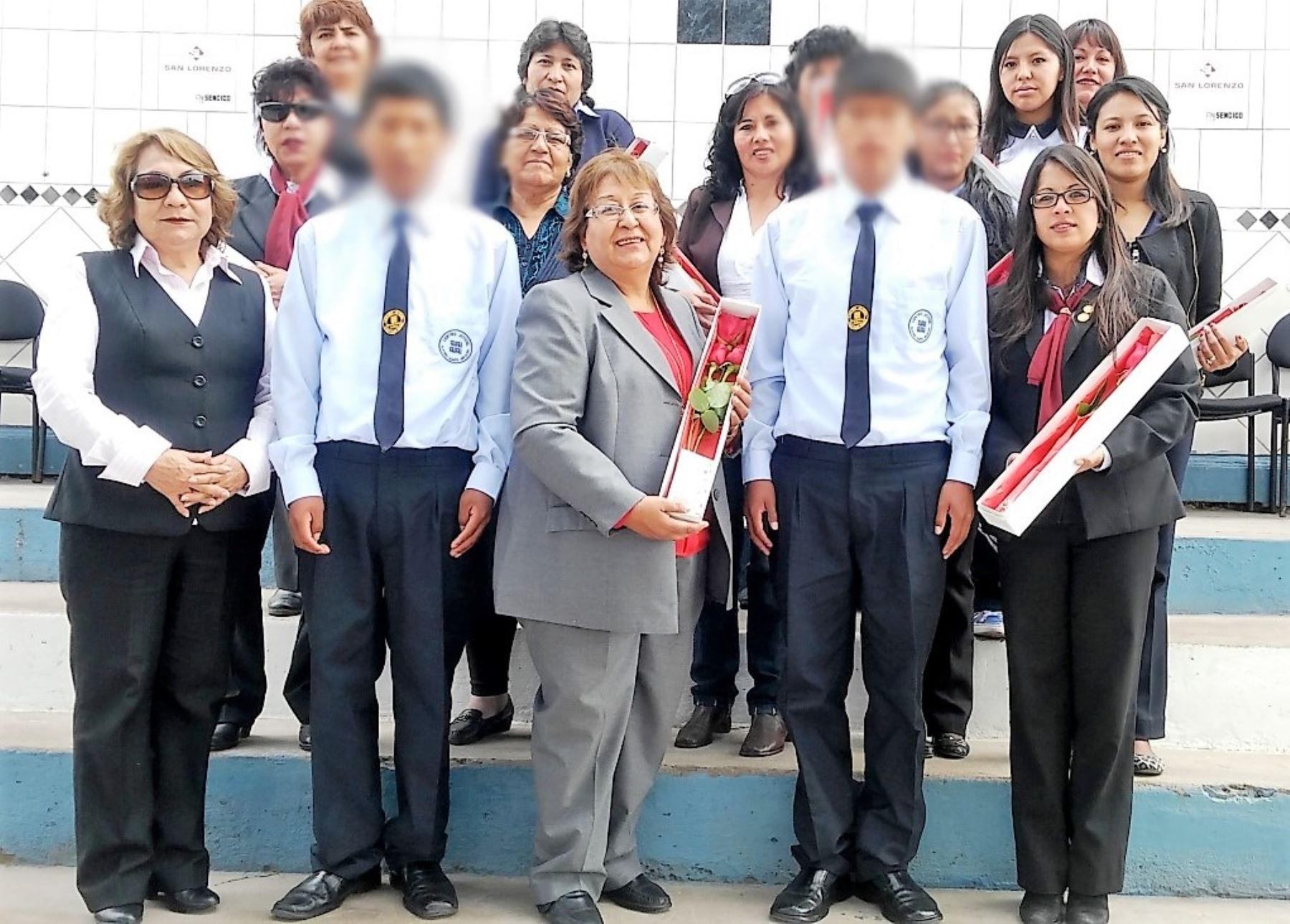 Dos adolescentes infractores ingresan a universidad San Agustín de Arequipa.