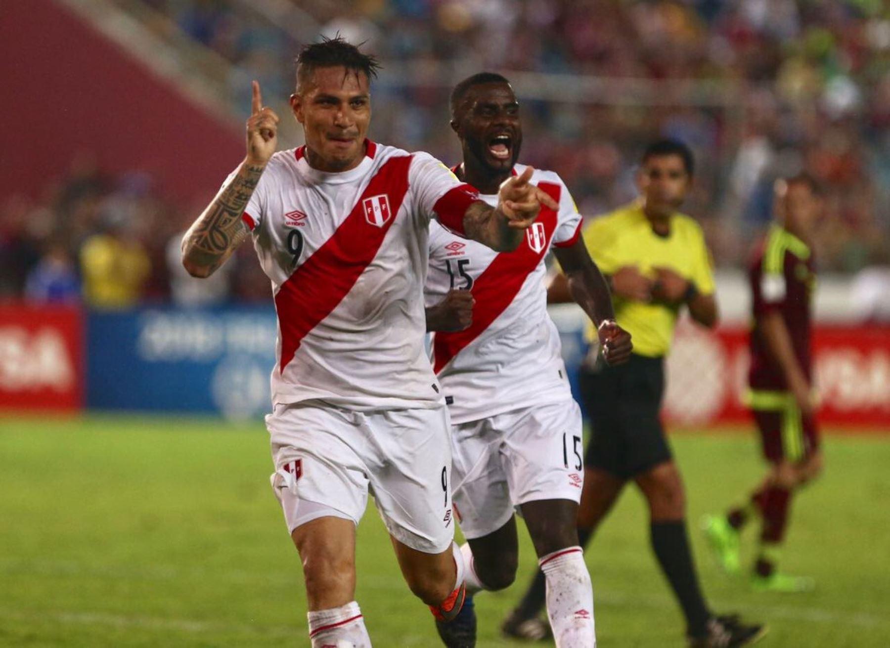 Paolo Guerrero y otros seleccionados están nominados a los mejores de Sudamérica