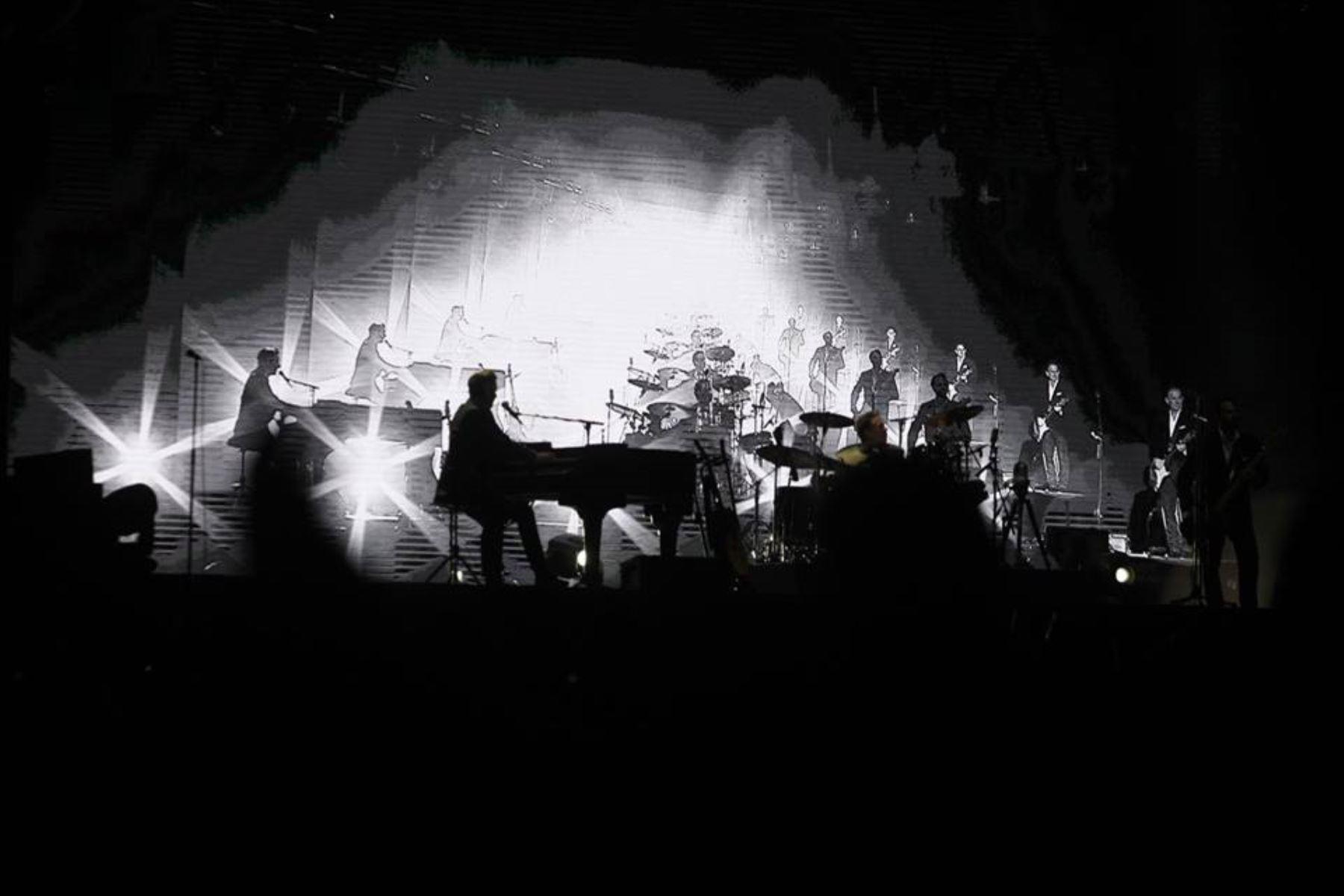Bryan Adams en Lima.
