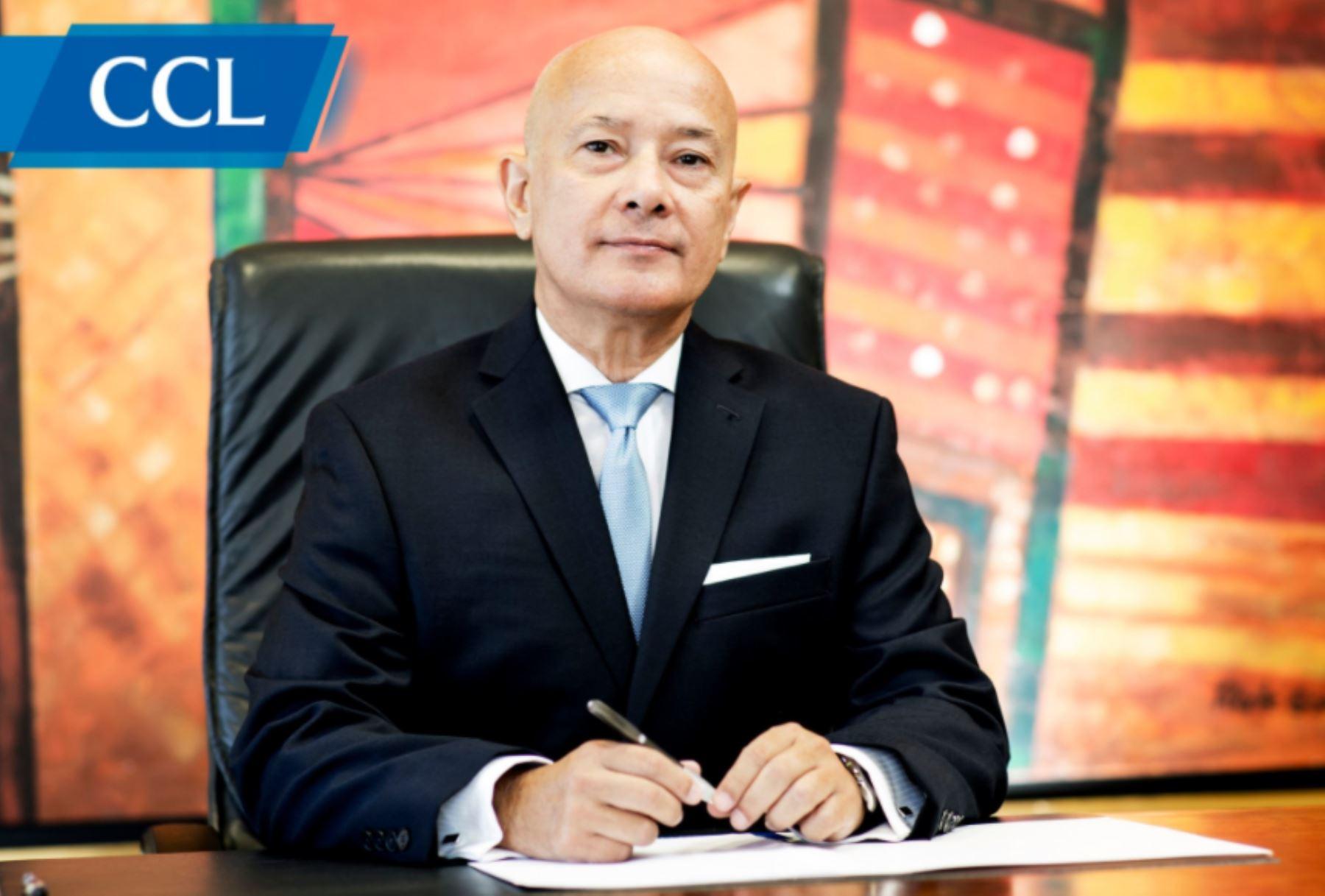 Presidente de la Cámara de Comercio de Lima, Mario Mongilardi. Foto: Difusión.