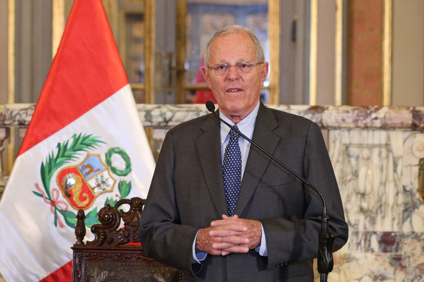 Peru: Fighting corruption, providing water to become President ...