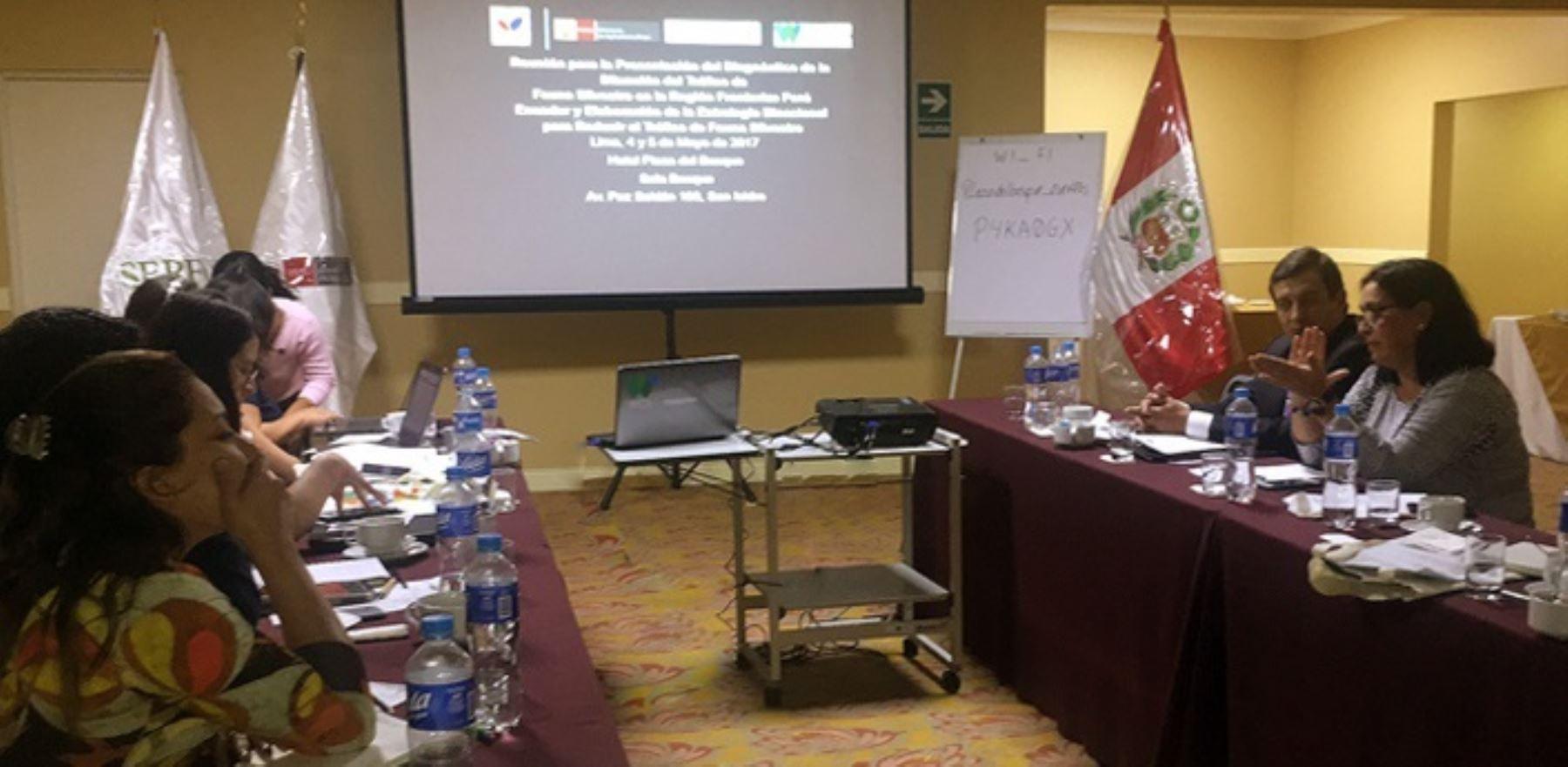 Perú y Ecuador se unen para combatir el tráfico ilegal de fauna silvestre en la frontera