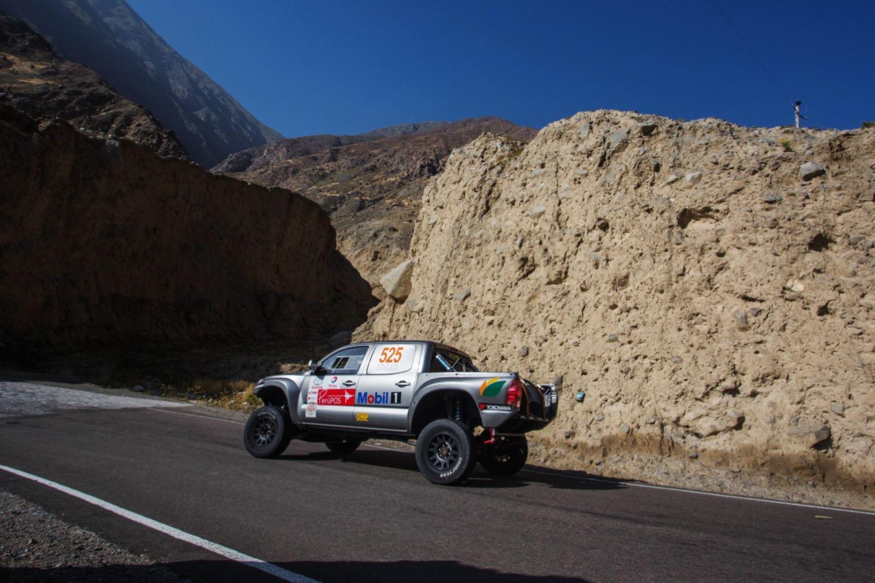 Milan Edgar buscará ser protagonista y llevarse el título máximo del Baja Inka 2017