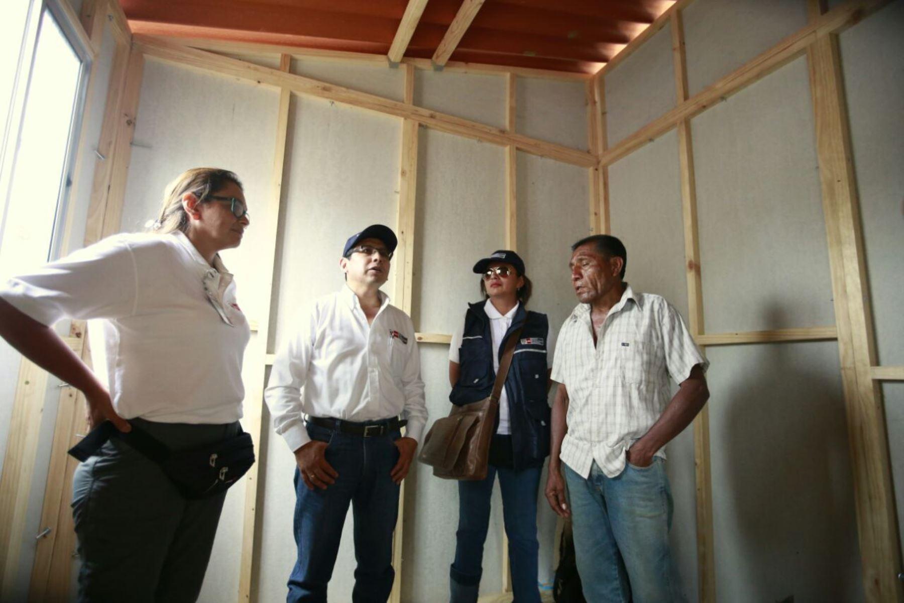 Instalarán 4,000 módulos de vivienda en Piura para familias ...