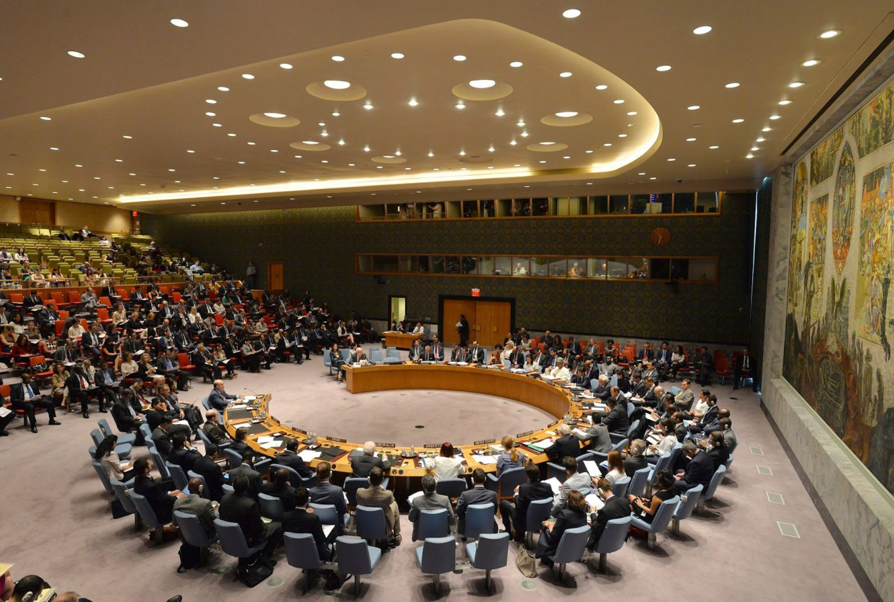 Kuwait to join UN Security Council as Arab member