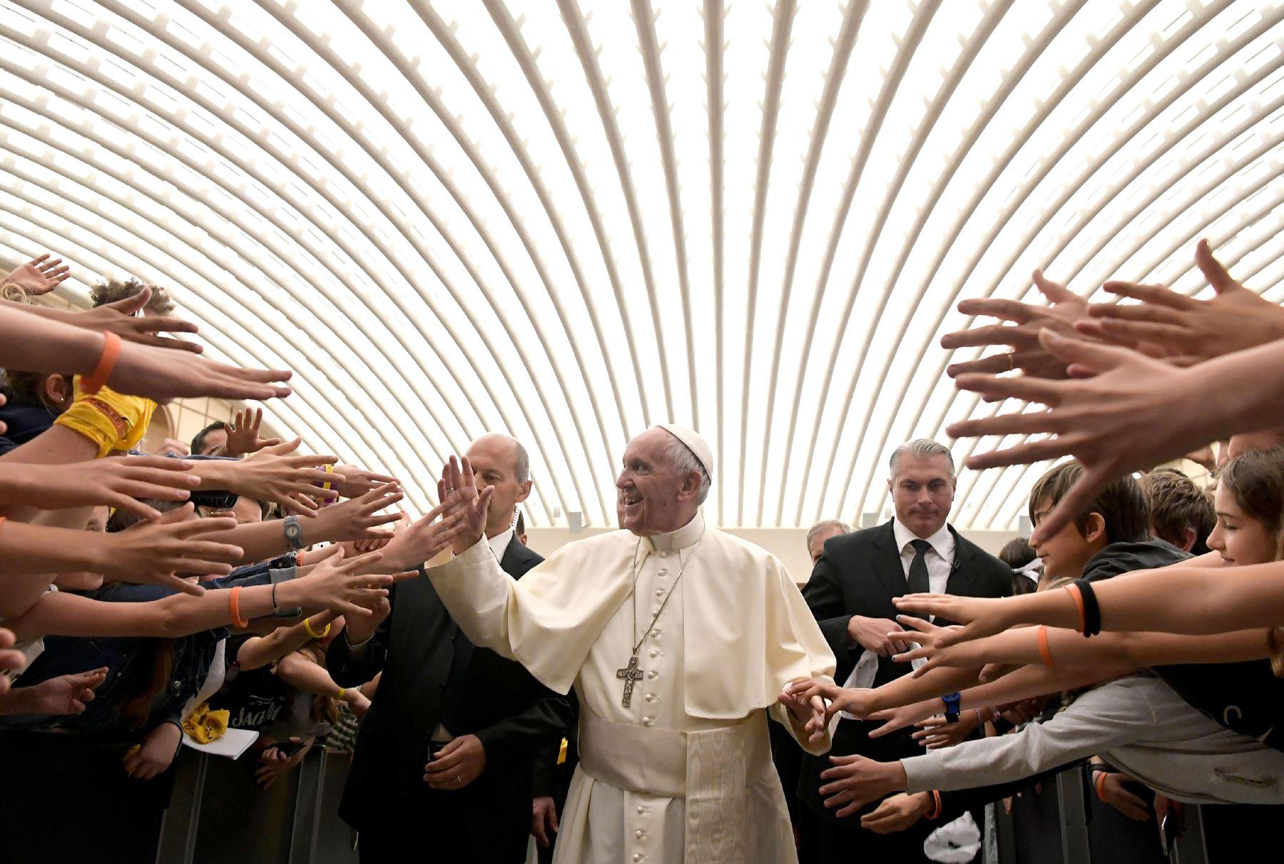 Papa Francisco oficiará misa en Huanchaco, en Trujillo. AFP
