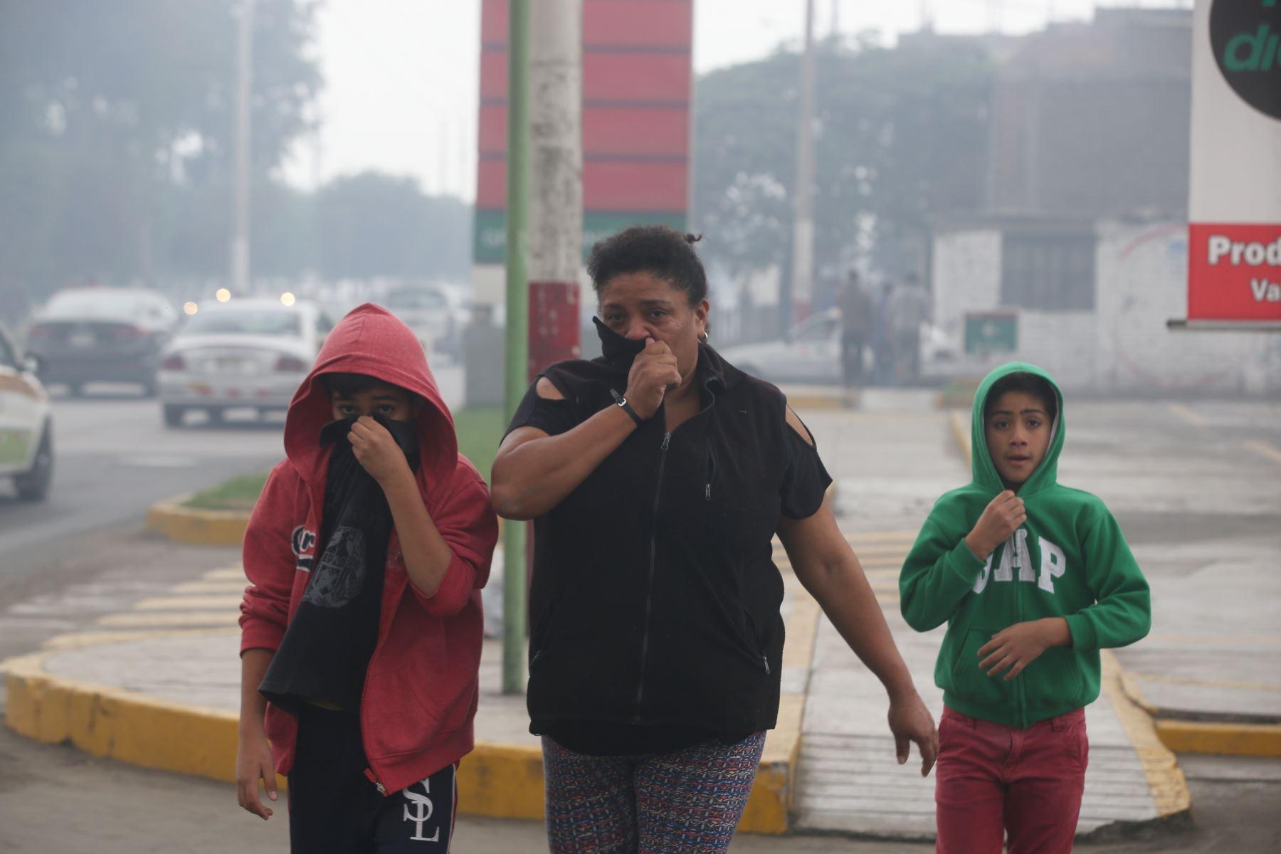 Incendio en el Callao: amplían hasta el lunes 19 suspensión de ...
