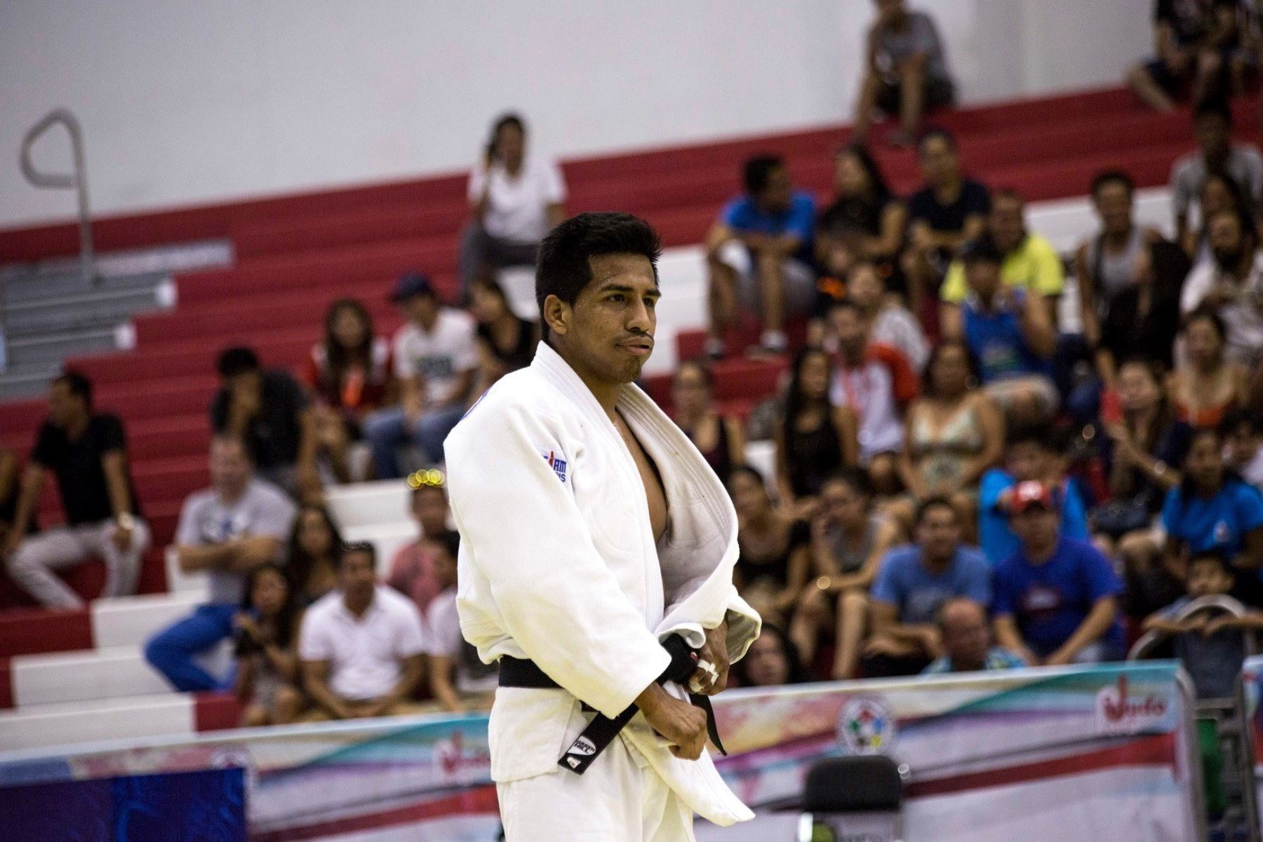 Juan Postigos es la carta de triunfo de Perú en judo