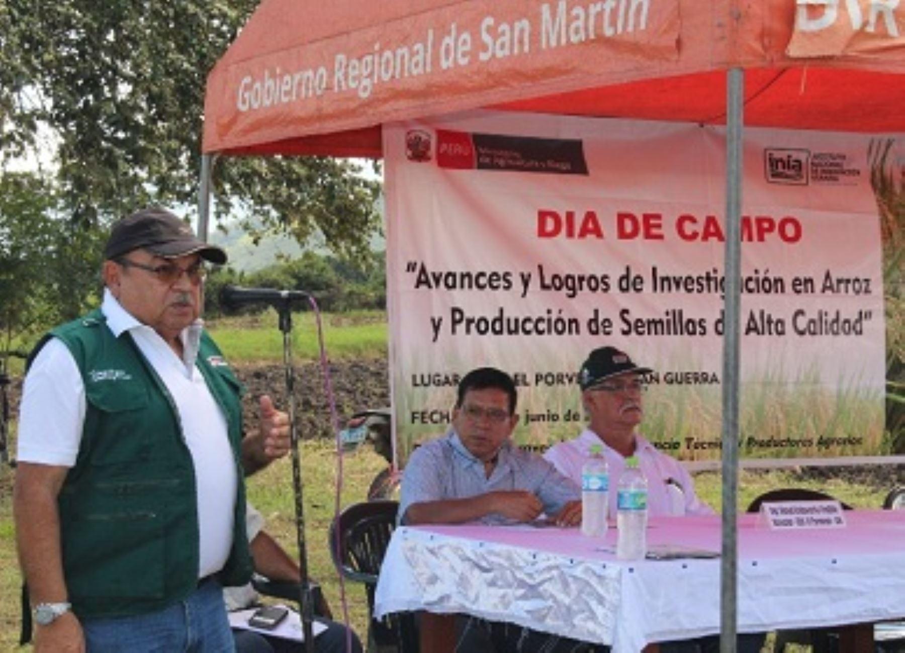 Los asistentes fortalecieron sus capacidades técnicas en manejo eficiente de fertilizantes e insumos para asegurar una buena cosecha, prevención de las principales plagas y enfermedades, entre otros.