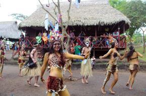 Así se preparan pueblos de la Amazonía para celebrar la Fiesta de San Juan. ANDINA/Difusión