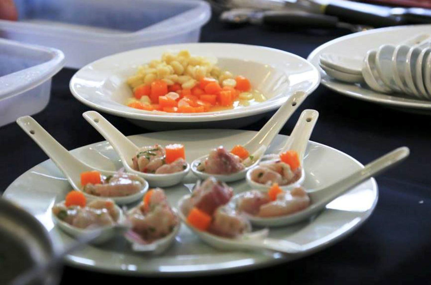 Ceviche: un plato ideal para controlar el peso y prevenir enfermedades. Foto: ANDINA/Difusión.