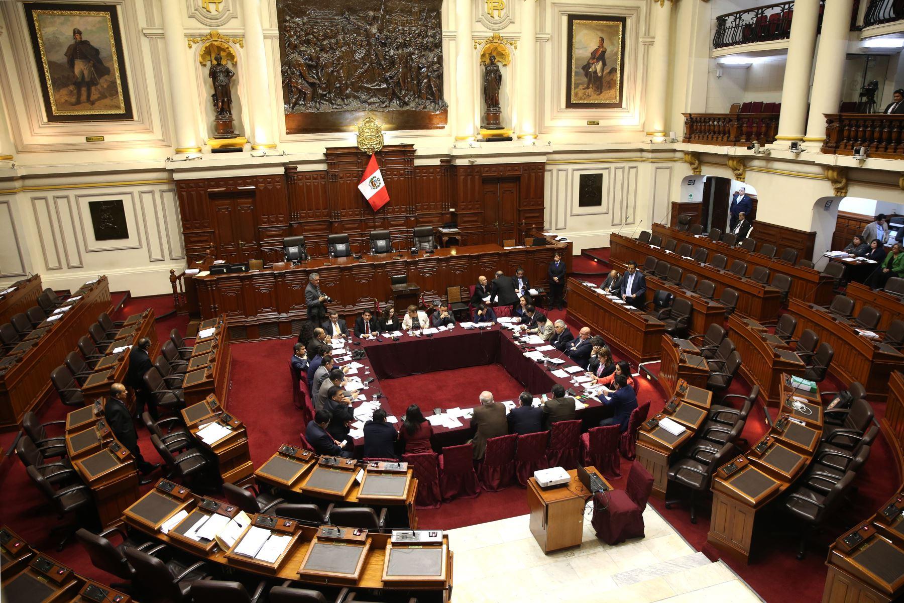 Caso Pablo Sánchez: Abad dice que Comisión Permanente debería archivar denuncias